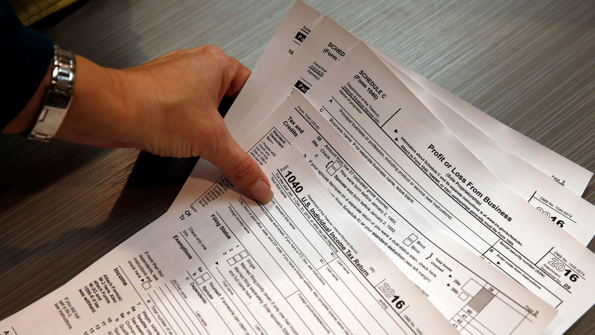Republicans Predict Paychecks Will Grow As Irs Issues New Tax