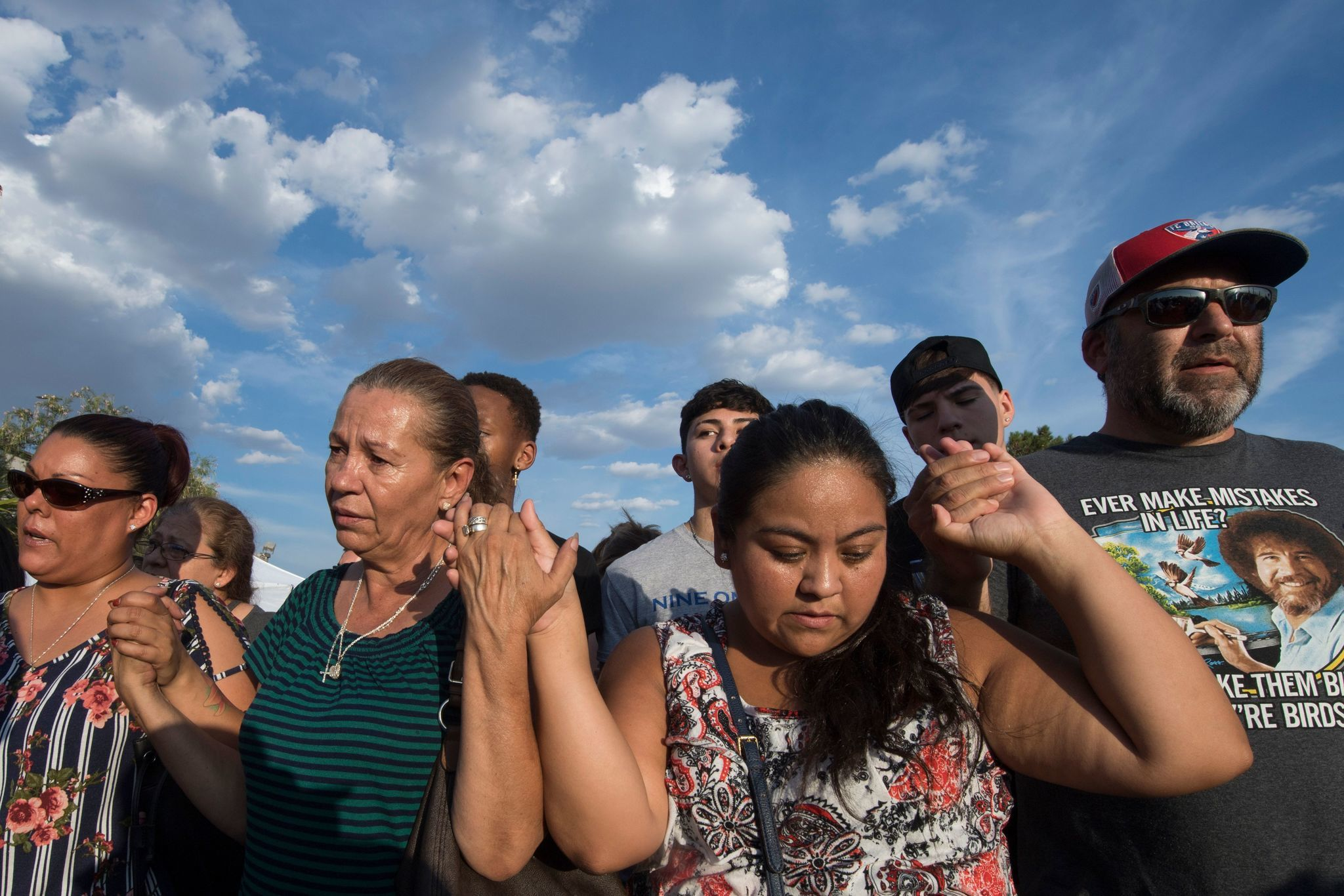 I forgive what he did:' Father of El Paso shooting victim says