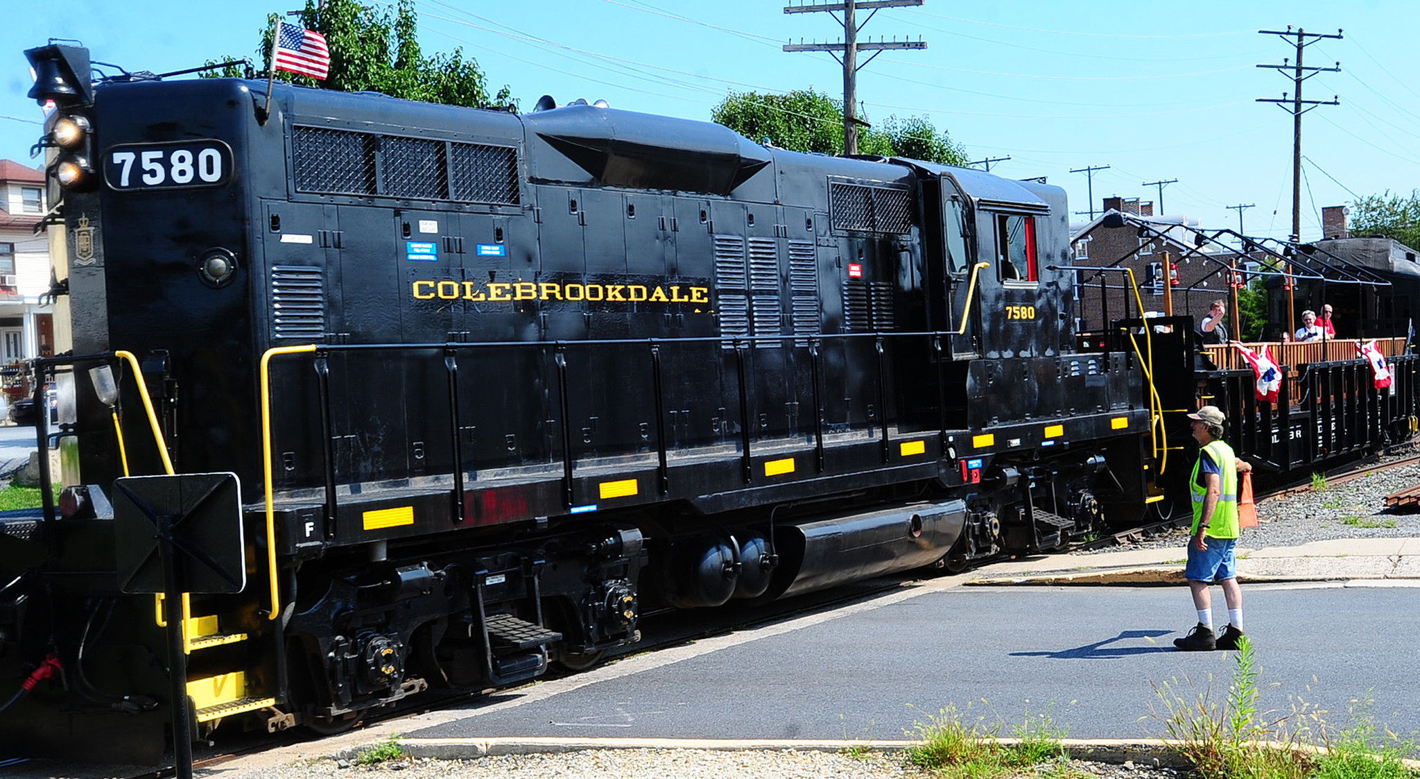 Historic trains in Lehigh Valley region - The Morning Call