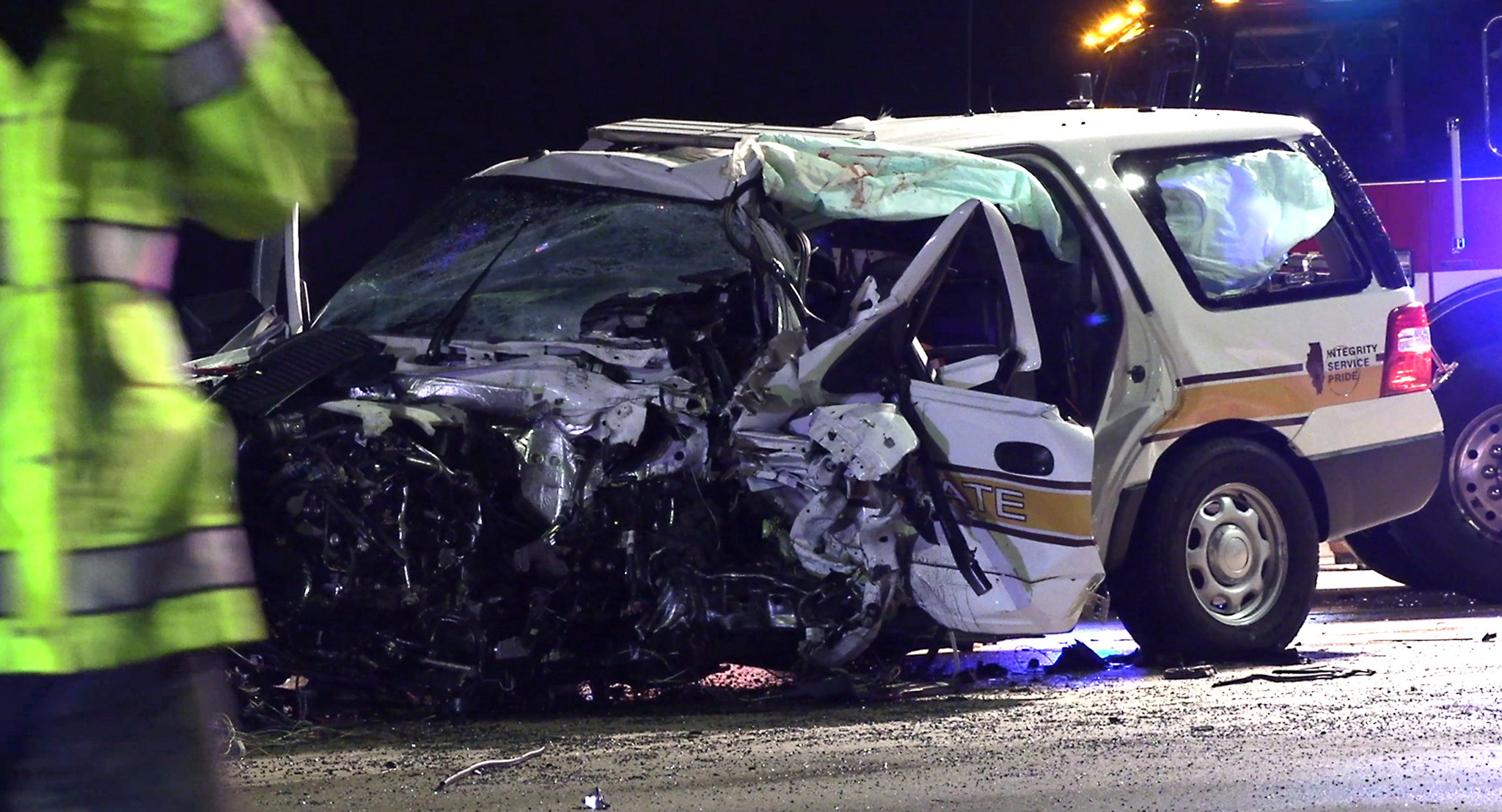 Bitter salt in an open wound': Trooper killed in crash on I-94 near