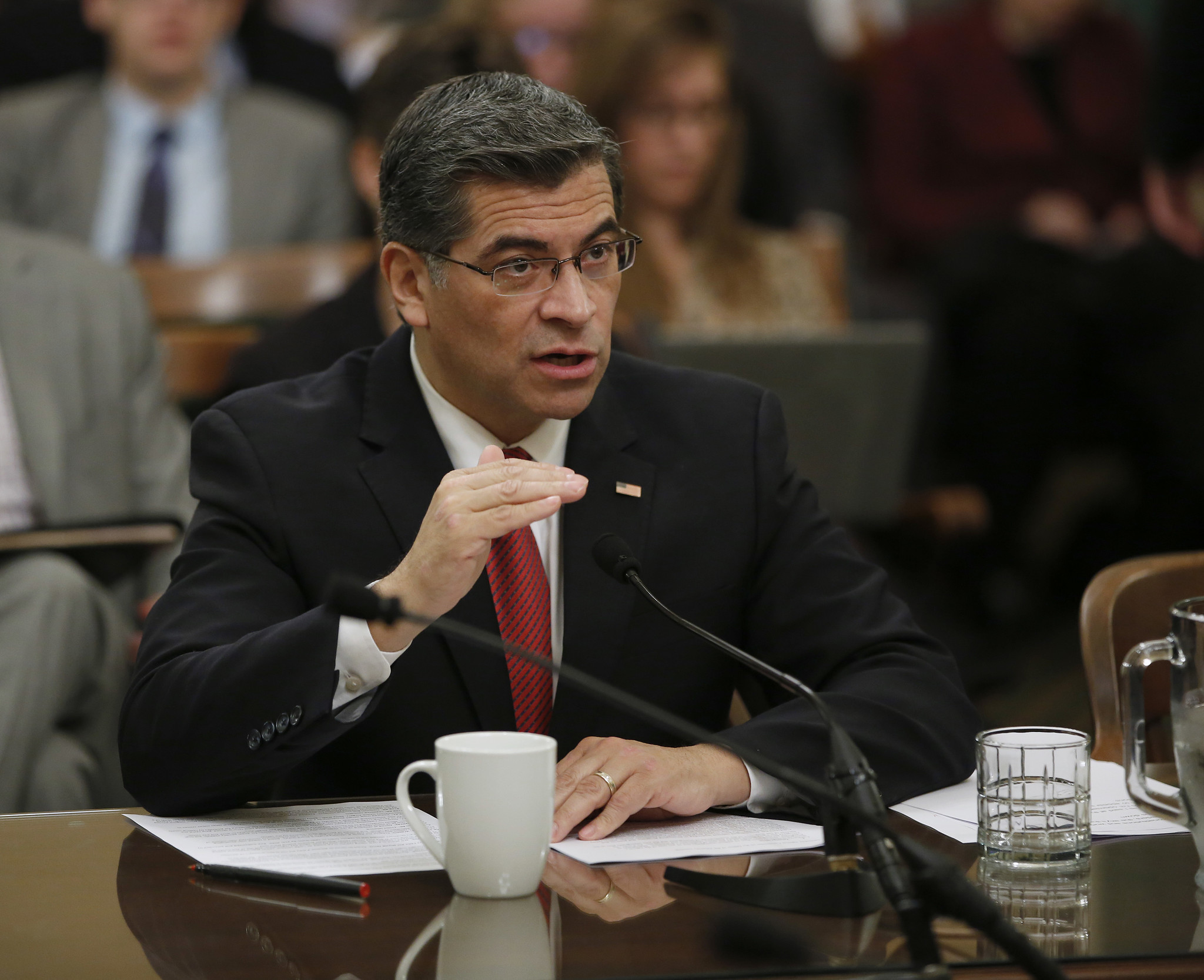 for attorney general nominee xavier becerra immigration is a personal issue - Attorney General Job Description