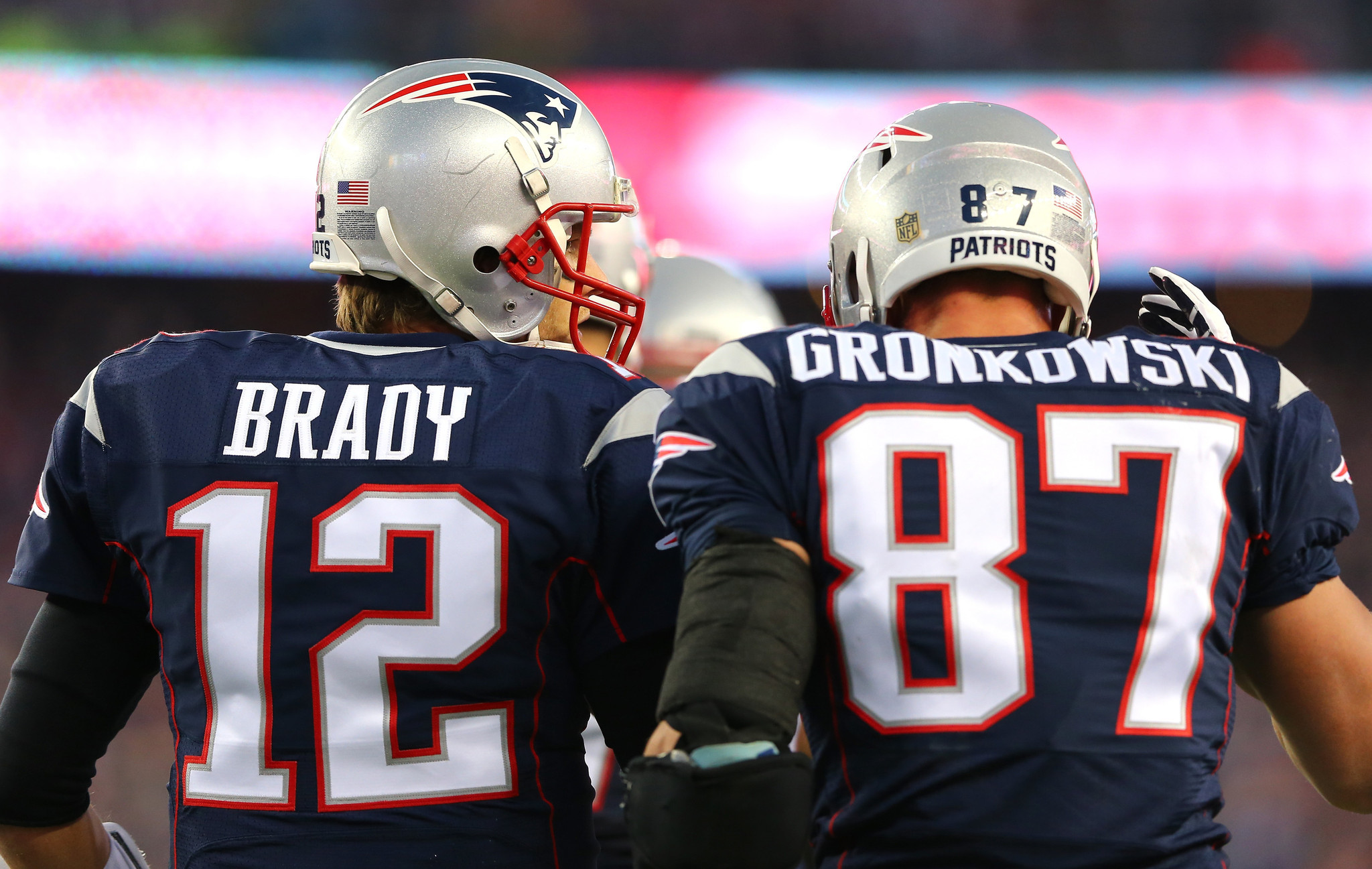 Rob Gronkowski Expects Tom Brady To Play All 16 Games Next Season