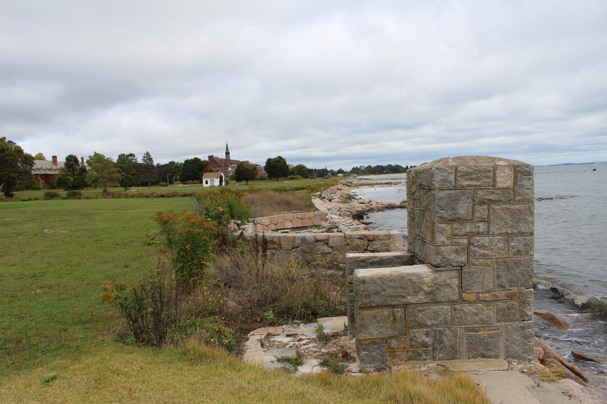 New Life As Shoreline State Park For Abandoned Seaside Sanatorium Hartford Courant