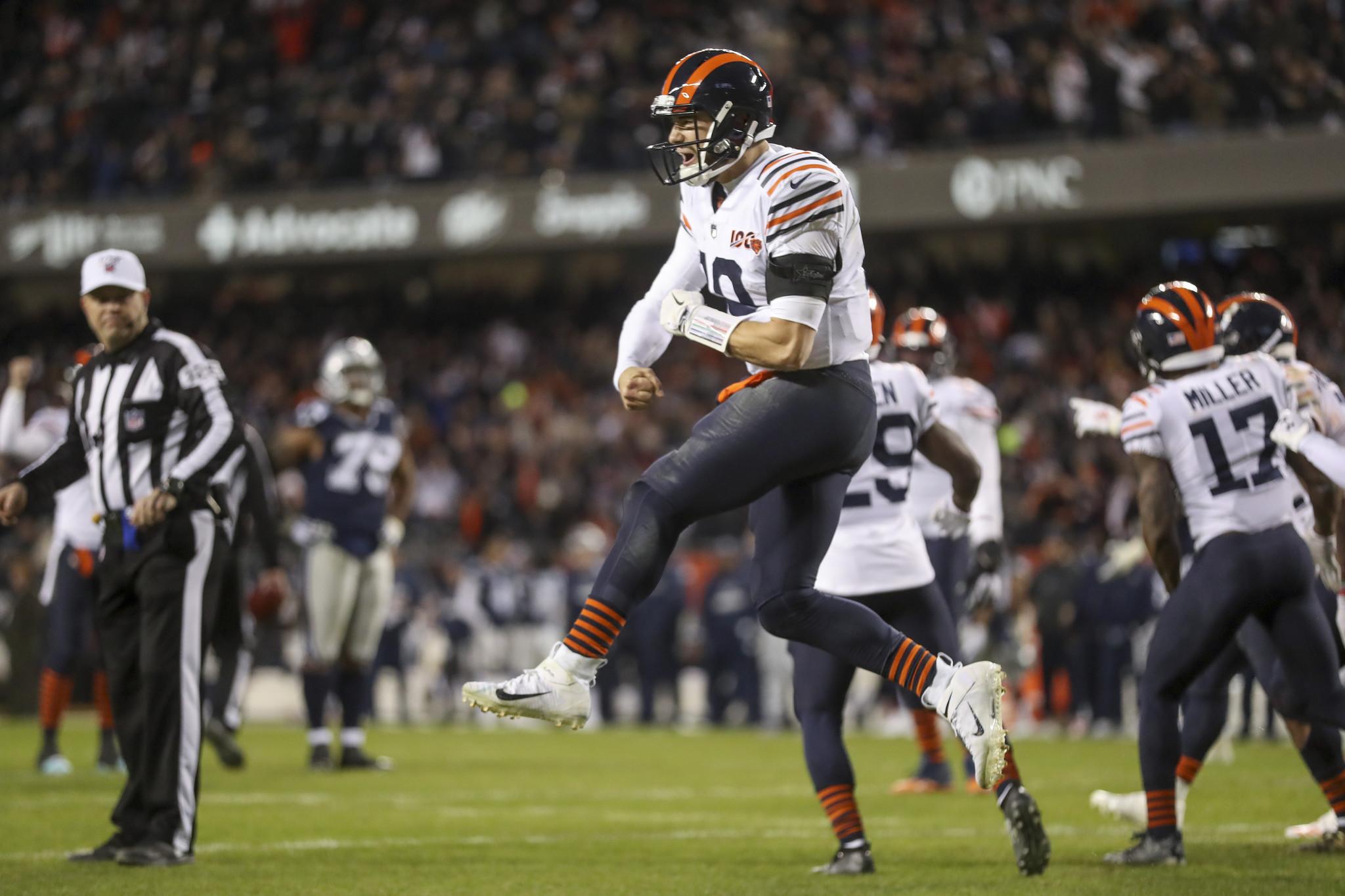 Week 14 recap: Chicago Bears beat Dallas Cowboys 31-24 - Chicago Tribune