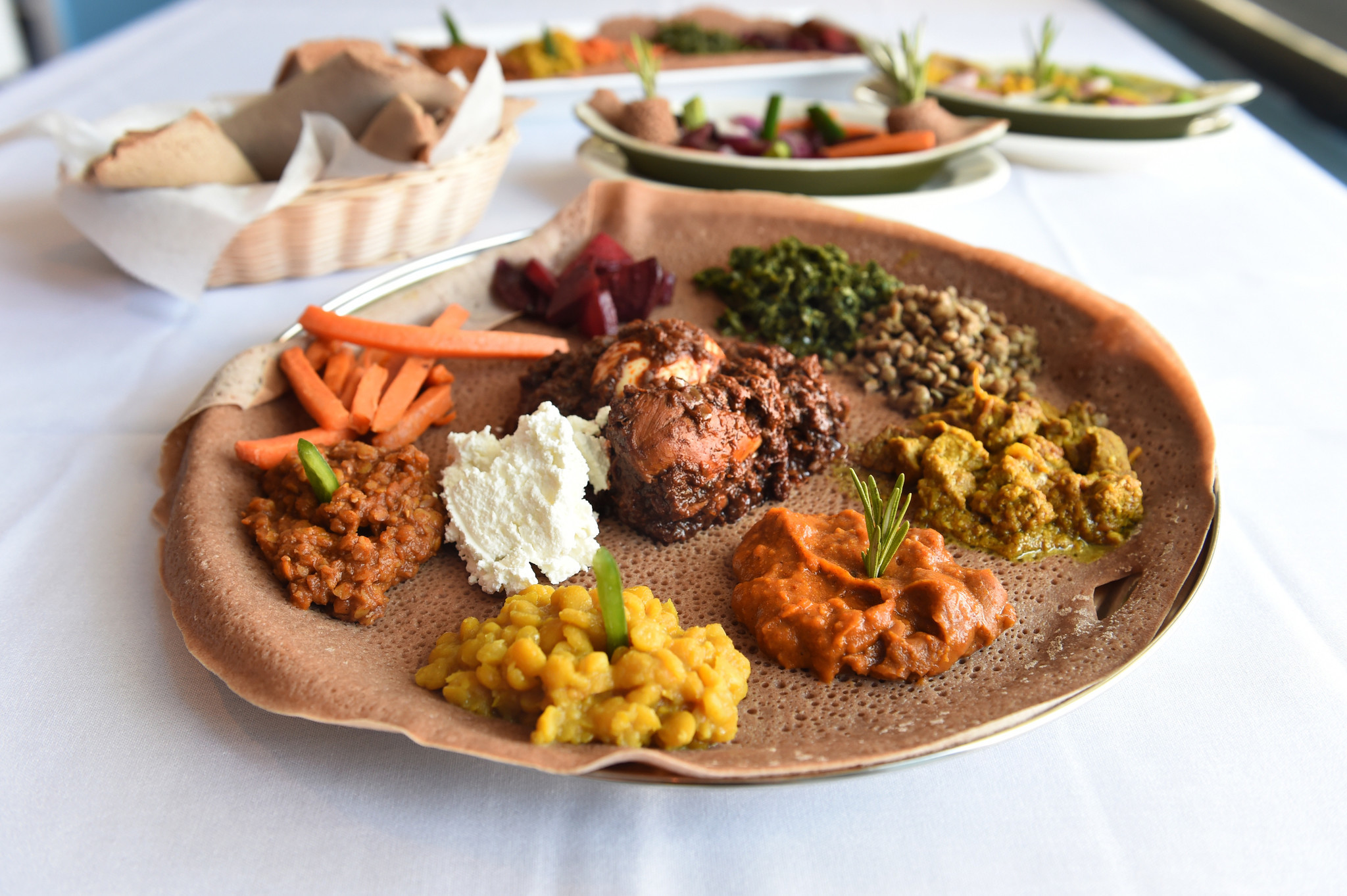 Walia Ethiopian Restaurant Joins Manchester's Main Street Of