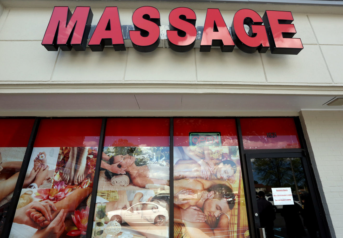 More than massages: A hidden sex industry in Hampton Roads - The Virginian-Pilot
