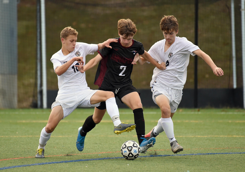 Severna Park ousts Annapolis in double overtime, continues boys soccer  postseason run - Capital Gazette