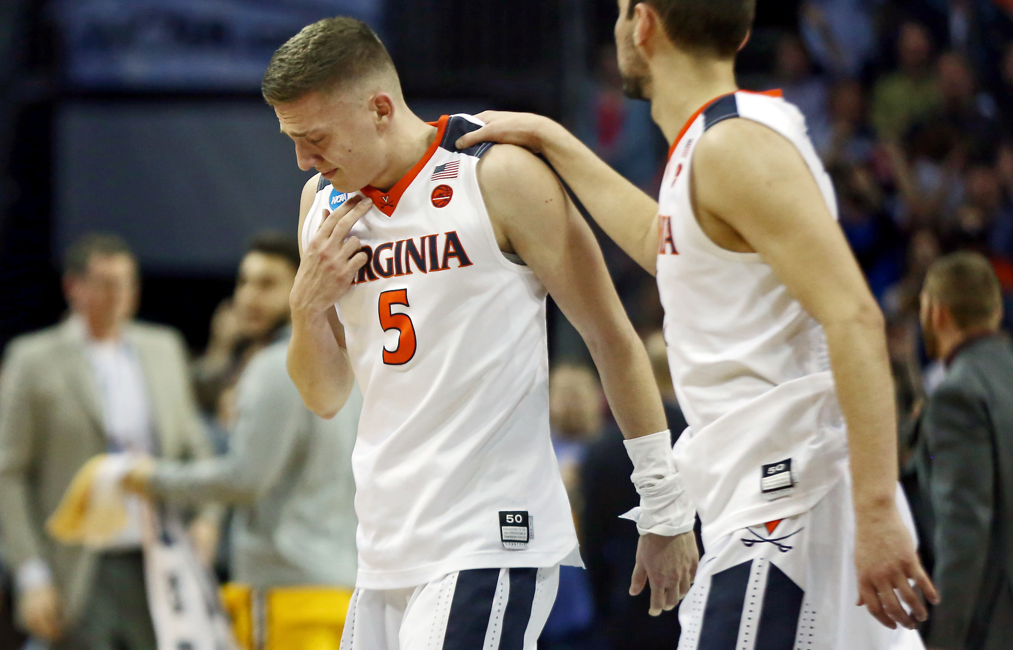 Cavaliers eager to put to rest the ghost of No. 1 NCAA seed losing ...
