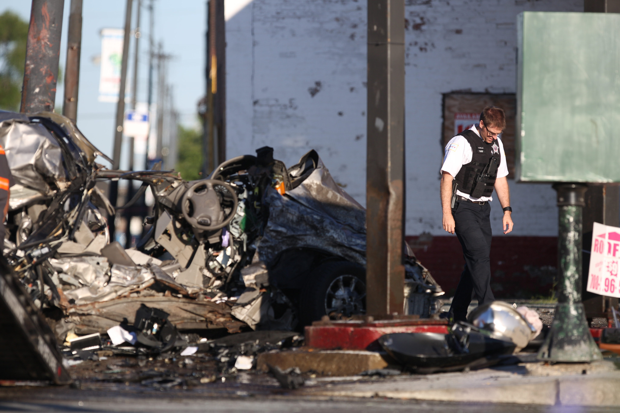 Family of off-duty Chicago cop killed in high-speed crash