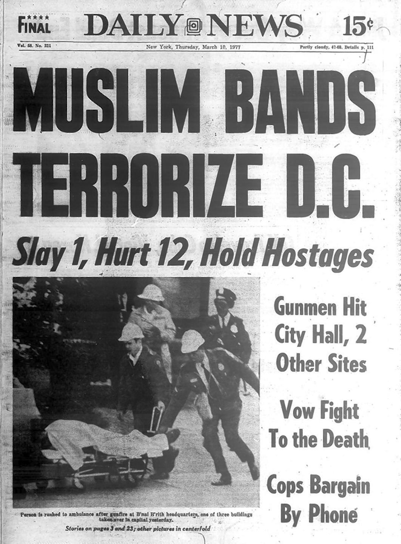 Hanafi Siege: Gunmen raid D C  buildings in 1977, killing