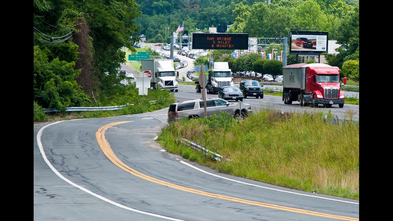 Route 50 crash prompts review of Annapolis roads - Capital Gazette