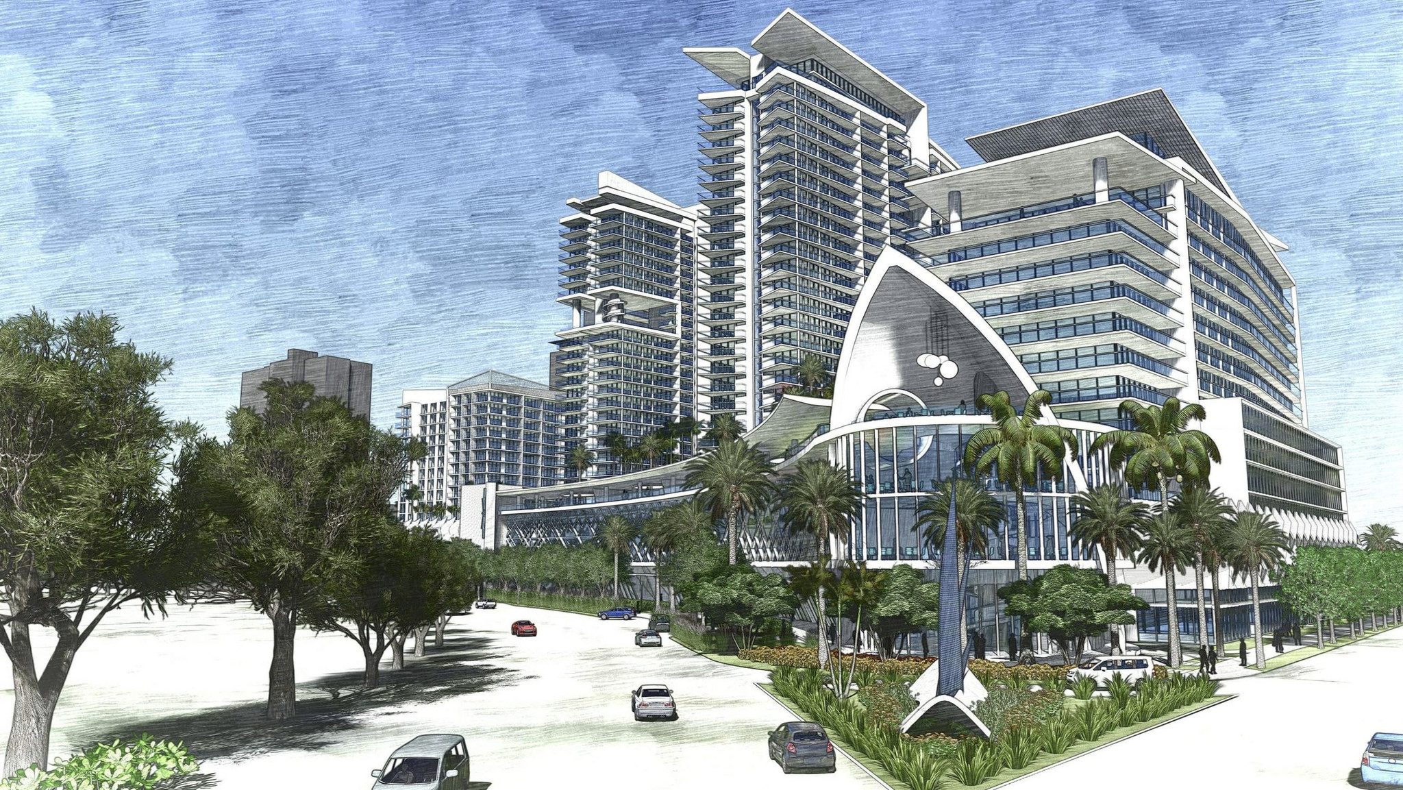 30-story towers planned for Searstown in Fort Lauderdale - South ...