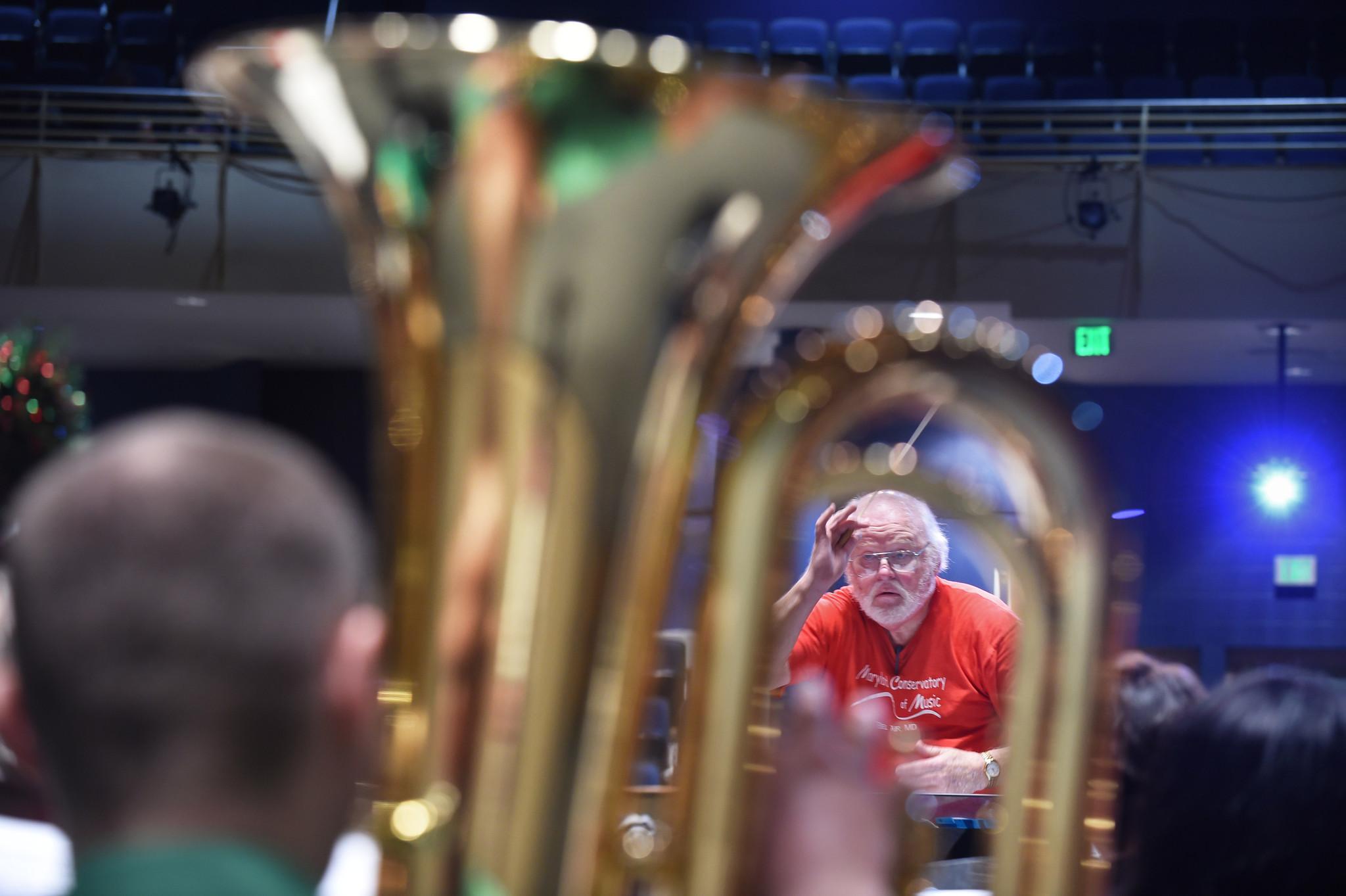 Tuba Christmas 2020 Baltimore Holiday horns: Merry Tuba Christmas returns to Bel Air High School