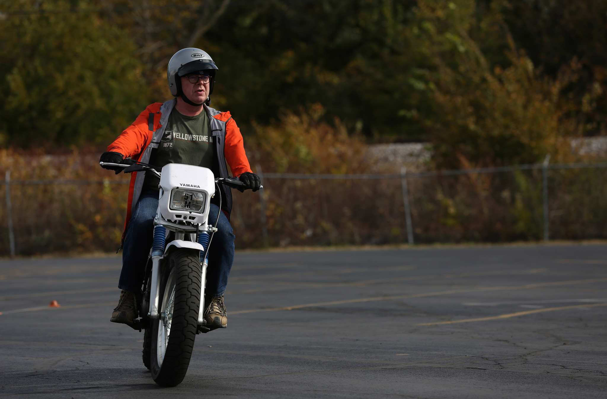 The perils of nostalgia: Older motorcyclists most likely to die in