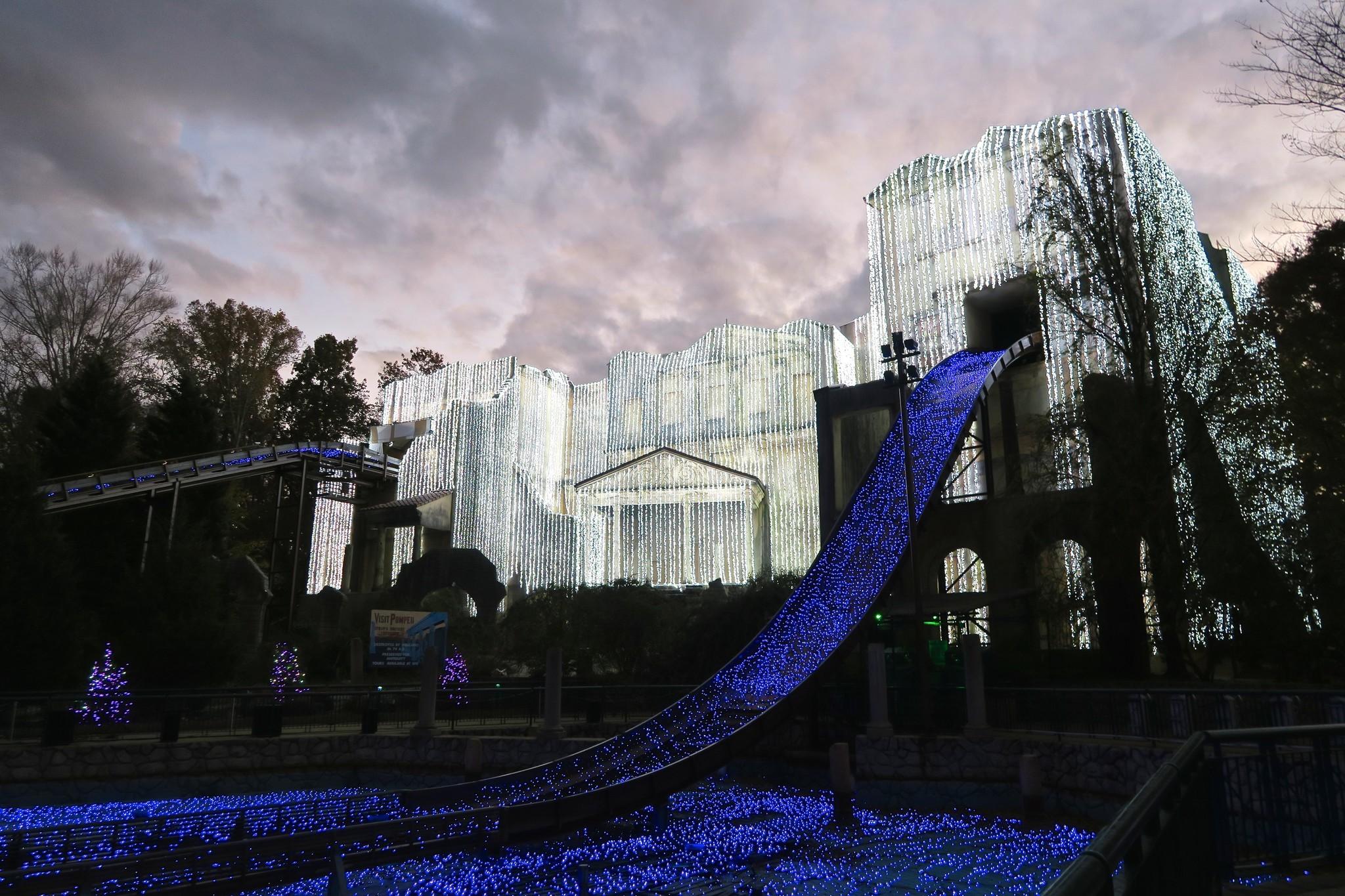 Busch Gardens Christmas Town Dates 2021 Busch Gardens Announces Christmas Town Dates Attractions Daily Press
