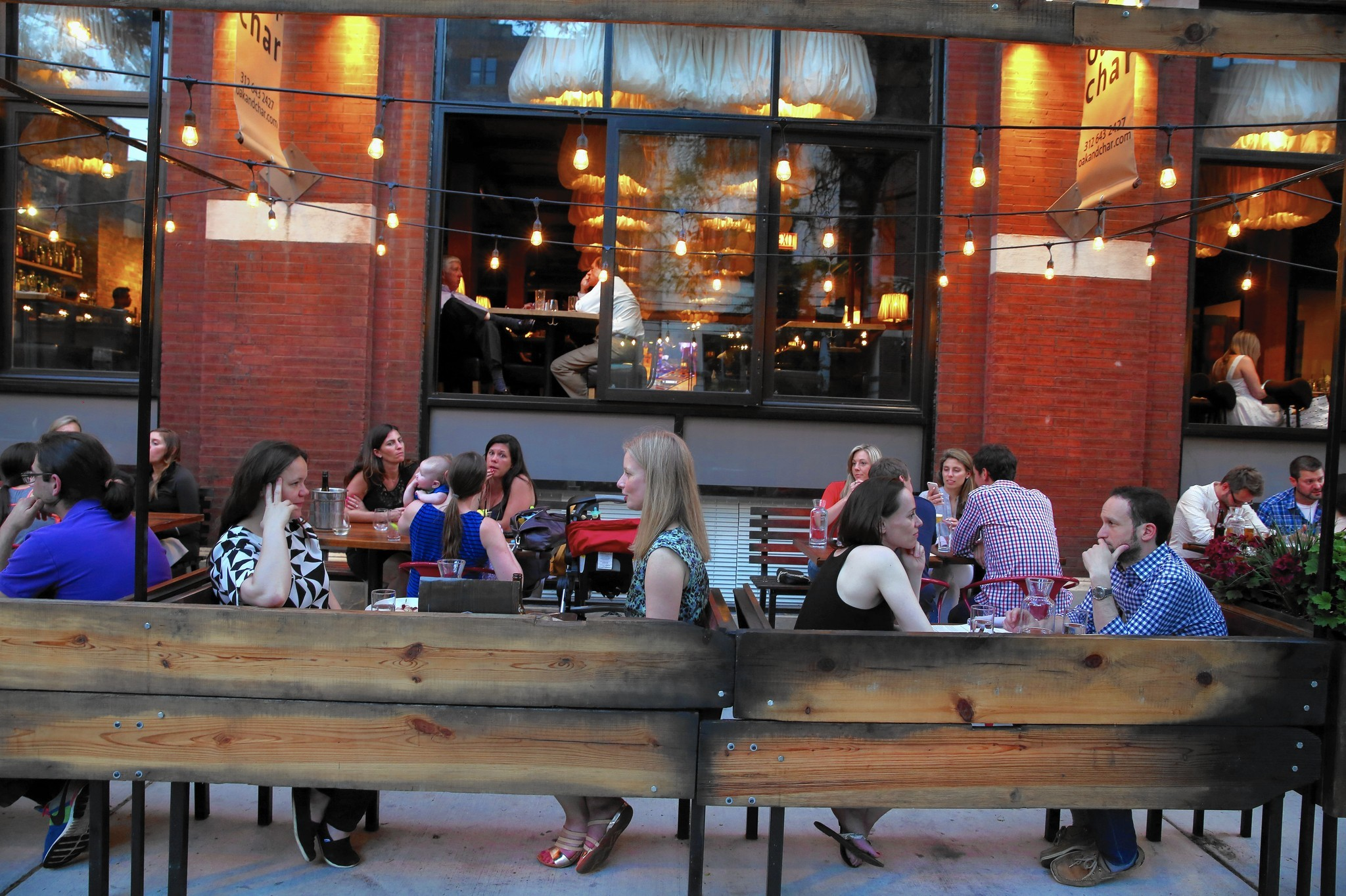 62 Great Outdoor Dining Spots In Chicago And Suburbs Chicago Tribune