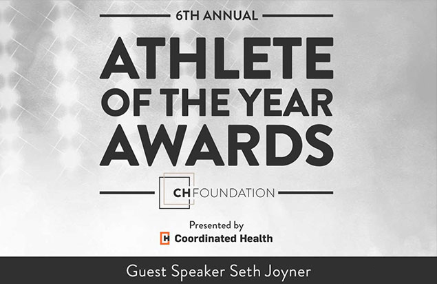 CH Foundation 6th Annual Athlete of the Year Awards