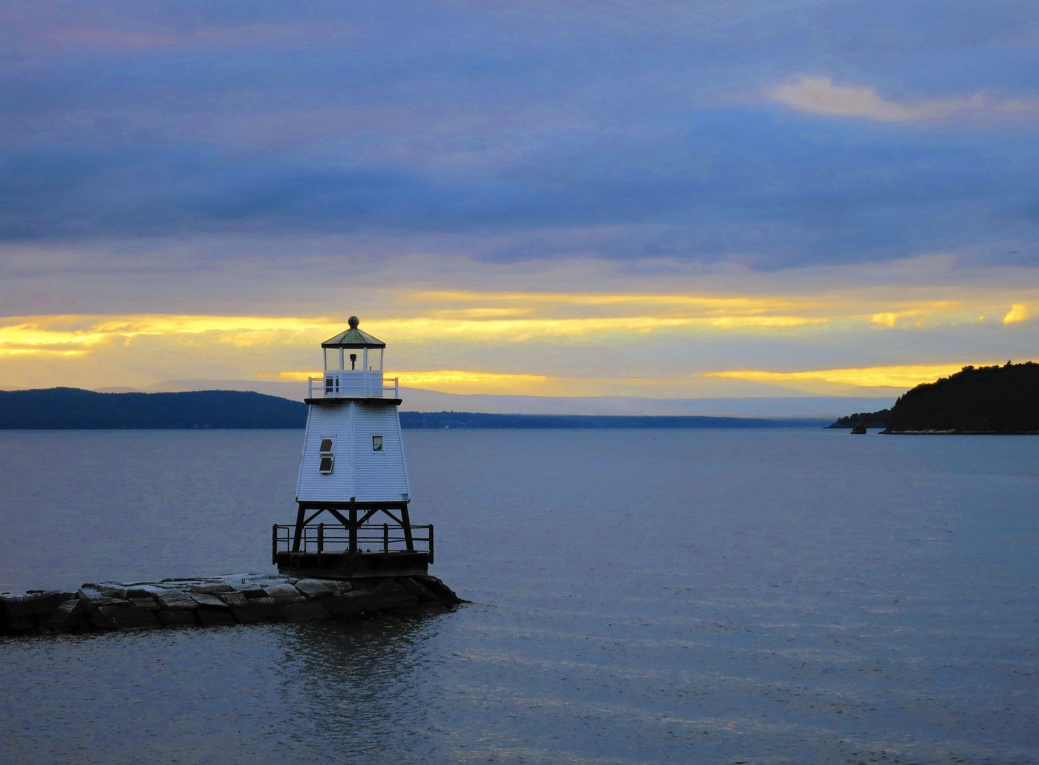 Lake Champlain Is Loaded With Pleasures On Both Sides And In