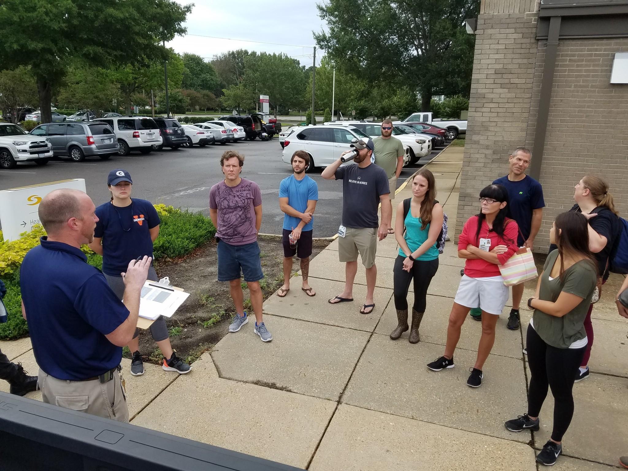 Sentara Healthcare team leaves for North Carolina to help