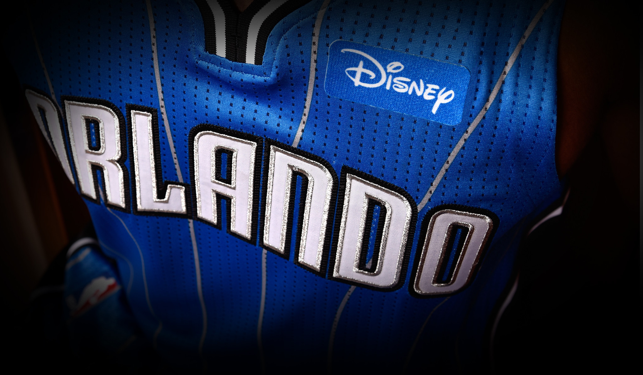 pretty nice e678d d4fdd Disney becomes Magic jersey sponsor - Orlando Sentinel