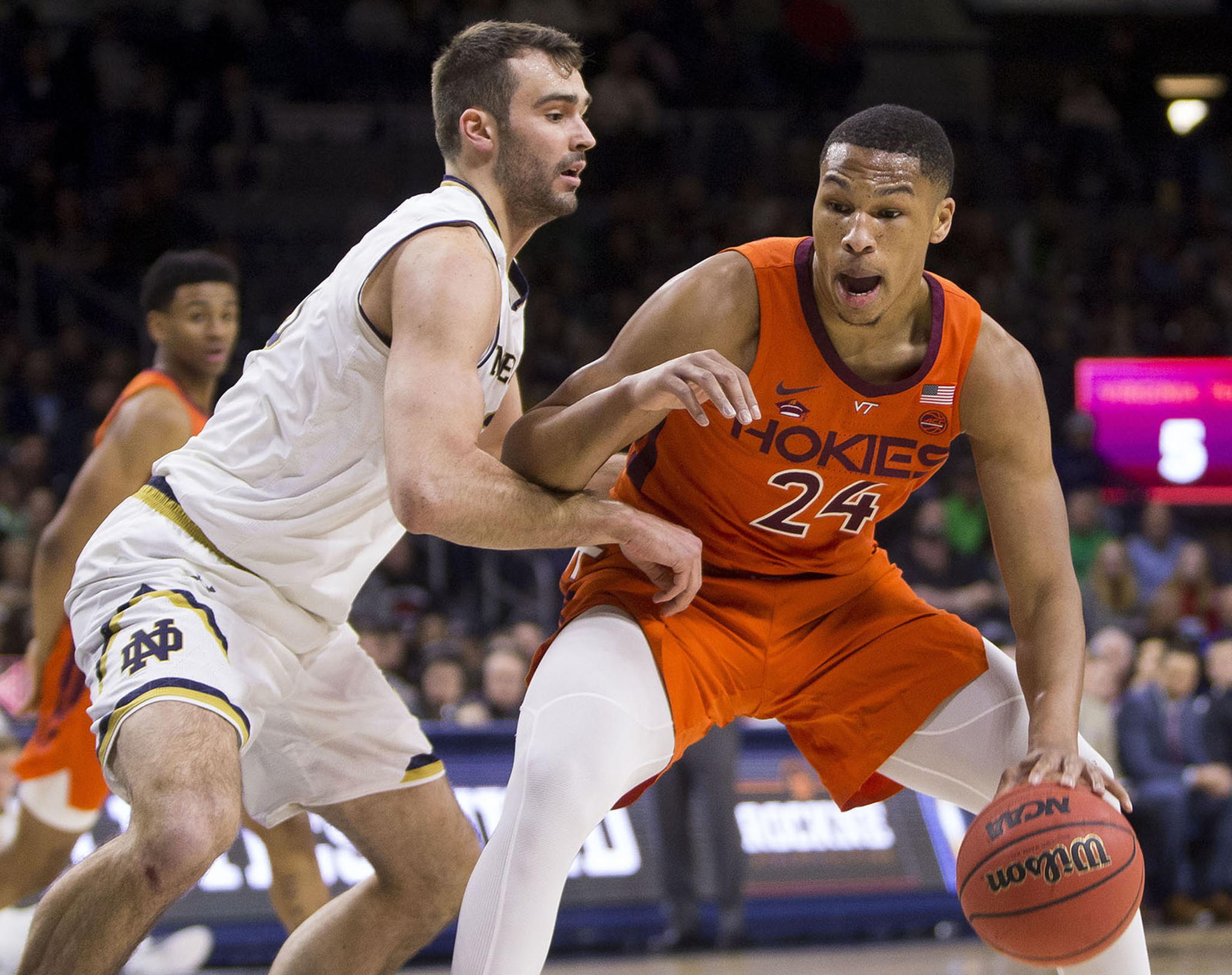 Kerry Blackshear Will Leave Virginia Tech Basketball Program For Florida The Virginian Pilot The Virginian Pilot