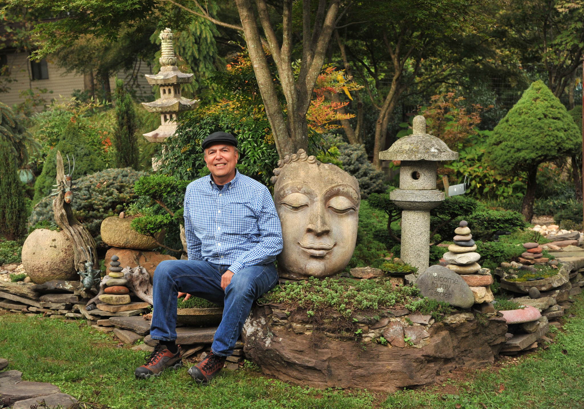 This Japanese Garden In Reisterstown Has Been A Labor Of Love For