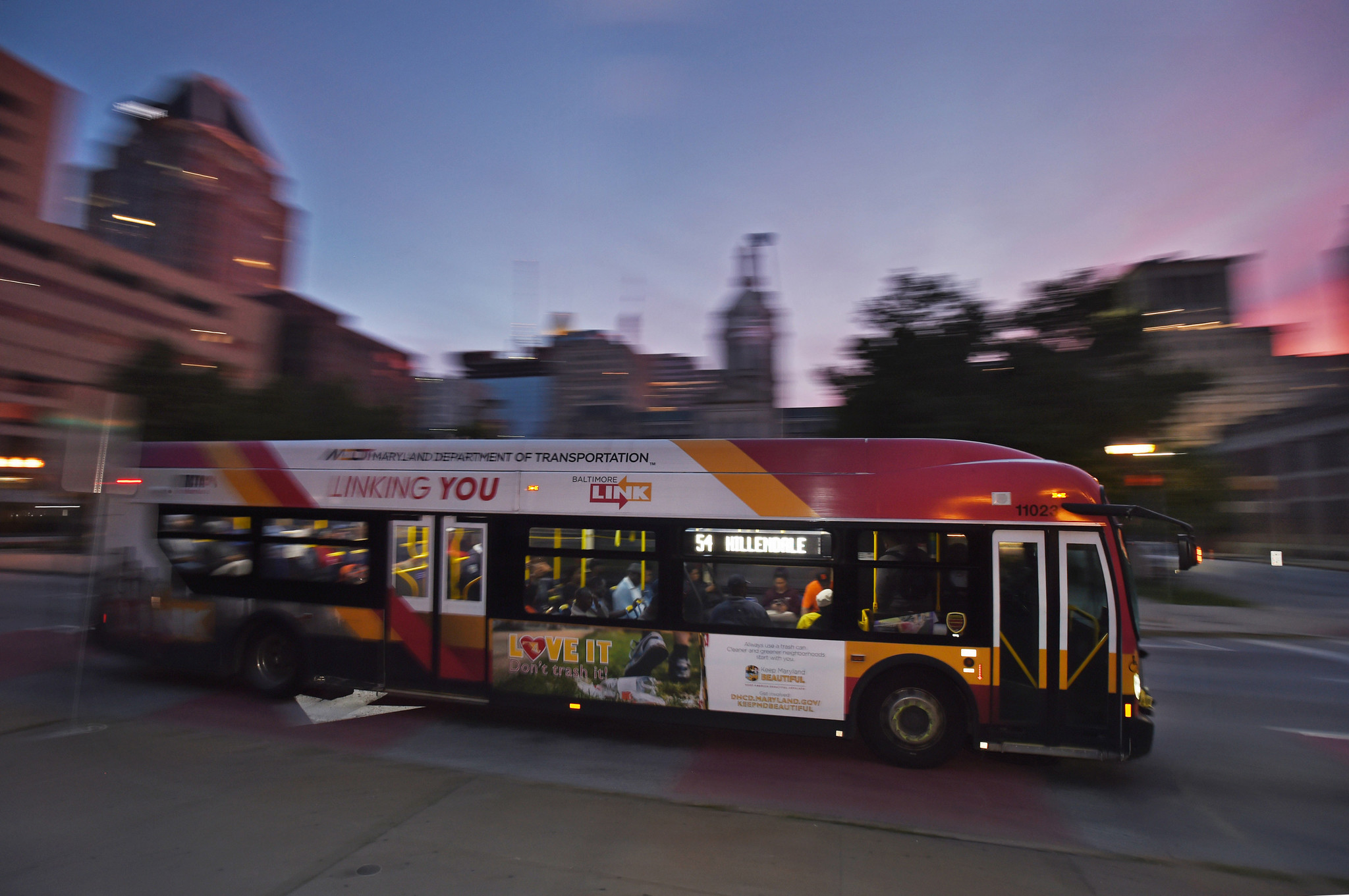 One year of BaltimoreLink bus system: Ridership bounces back