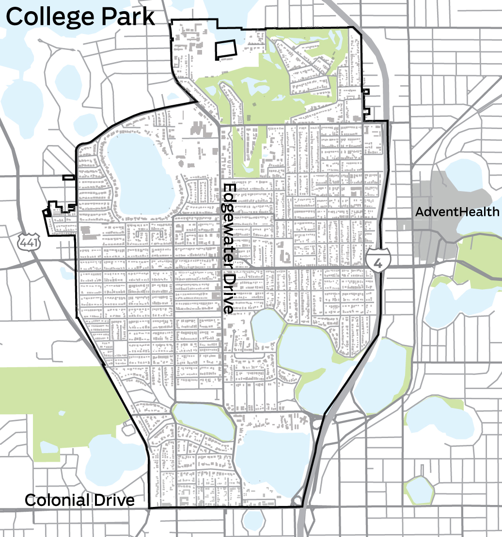 Picture of: College Park In Transition As Home Demos Rebuilds Surge Orlando Sentinel