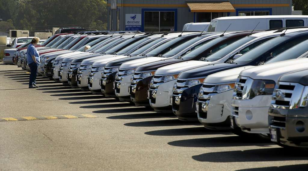 Is a Social Security number required to buy a new car?