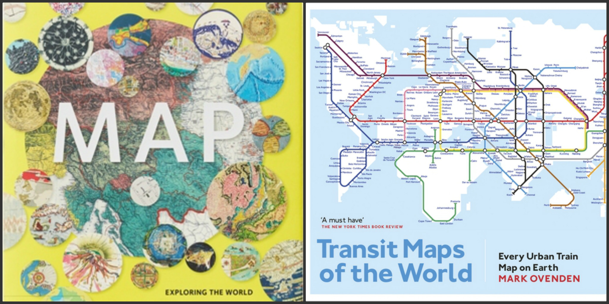 These two books are catnip for map geeks gumiabroncs Choice Image