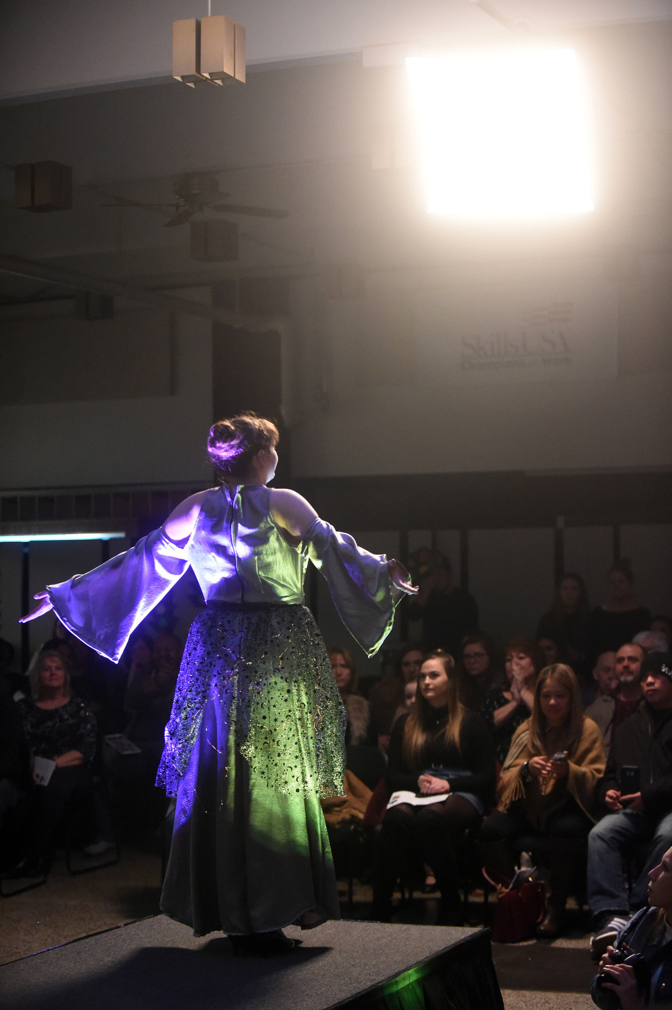 Carroll County Career And Technology Center S Fashion Avenue Showcases New York City Inspired Designs Carroll County Times