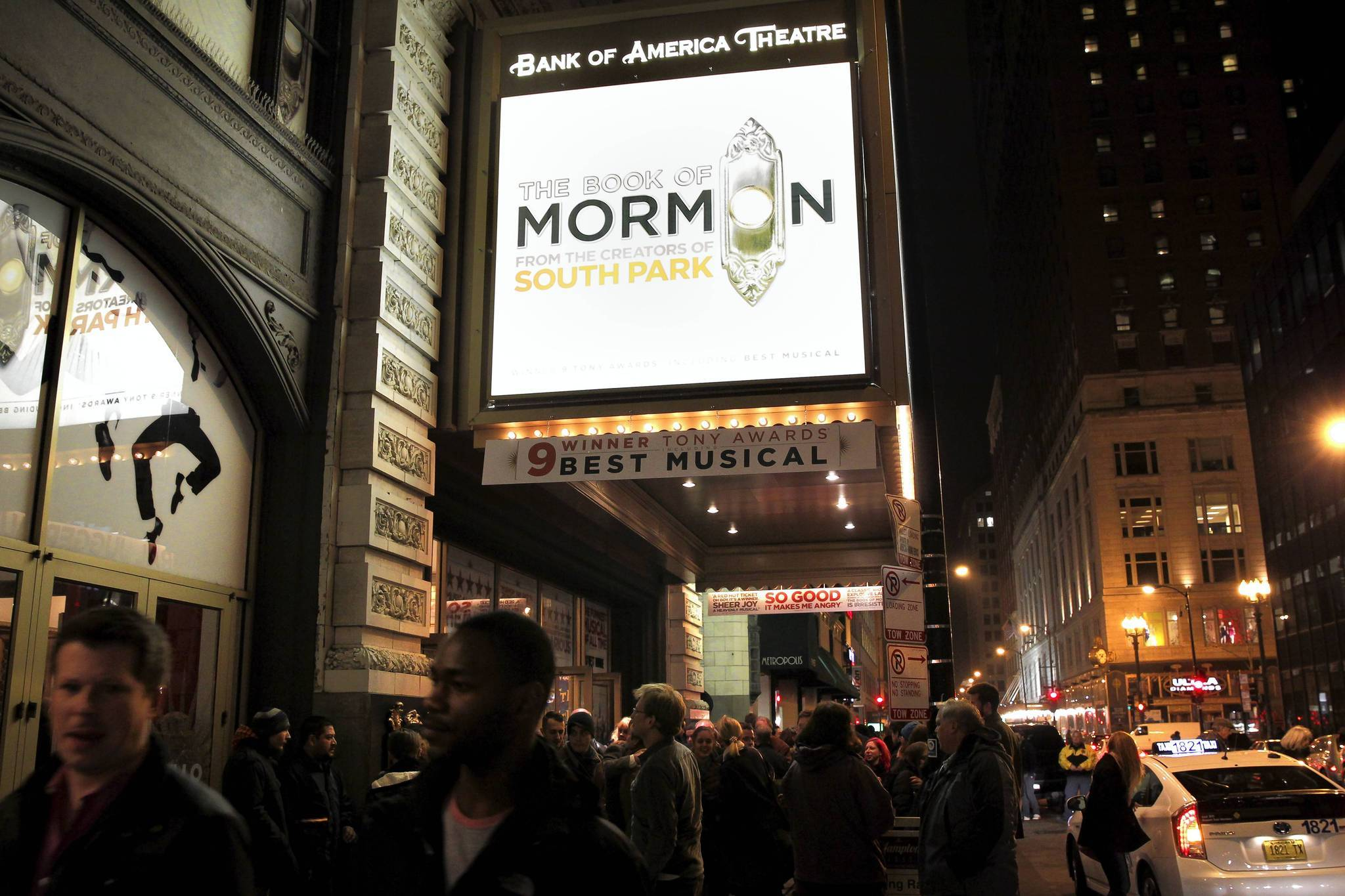 How young is too young to see 'The Book of Mormon'? - Chicago Tribune