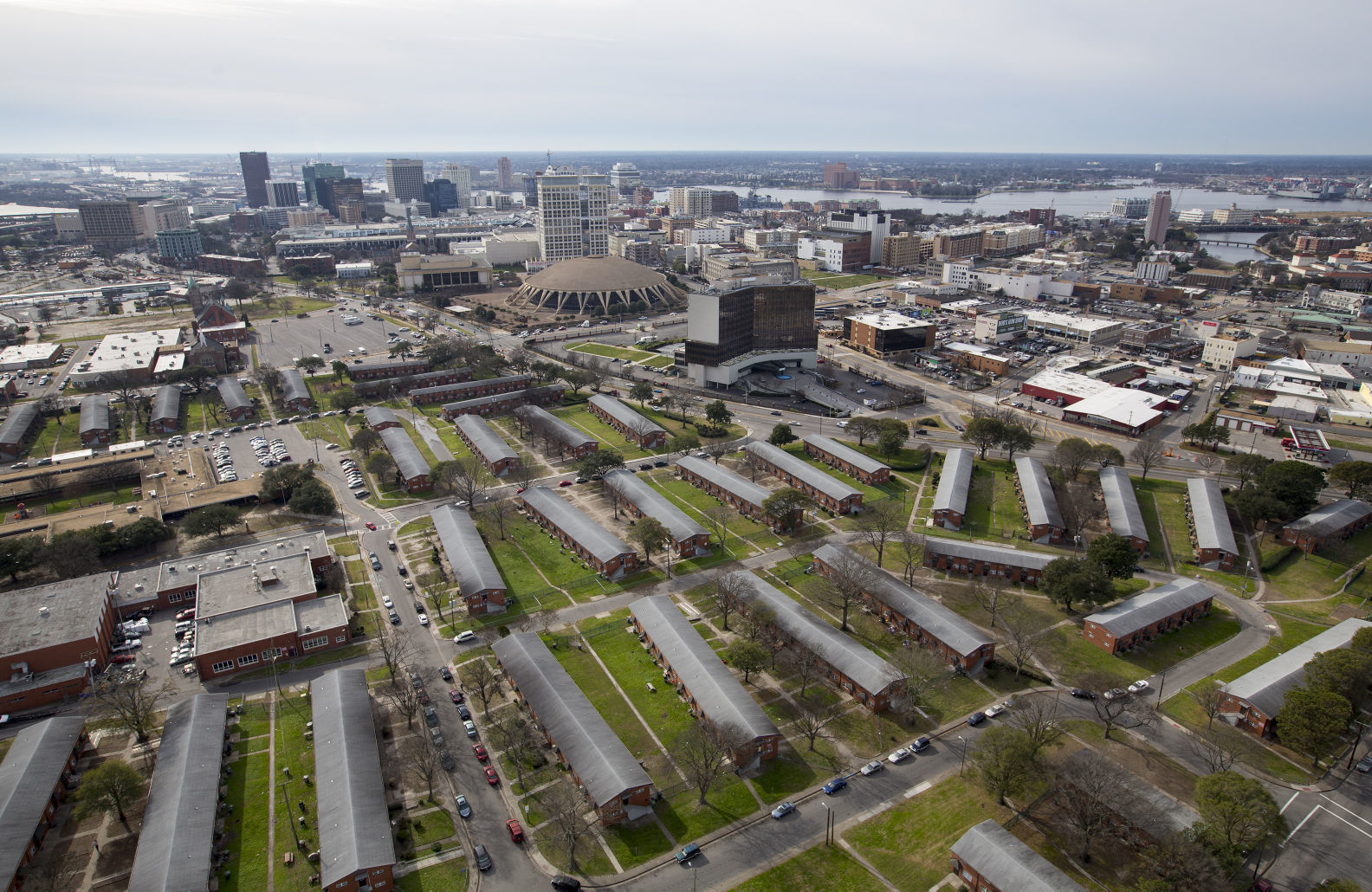 Norfolk promised to help people forced out of public housing