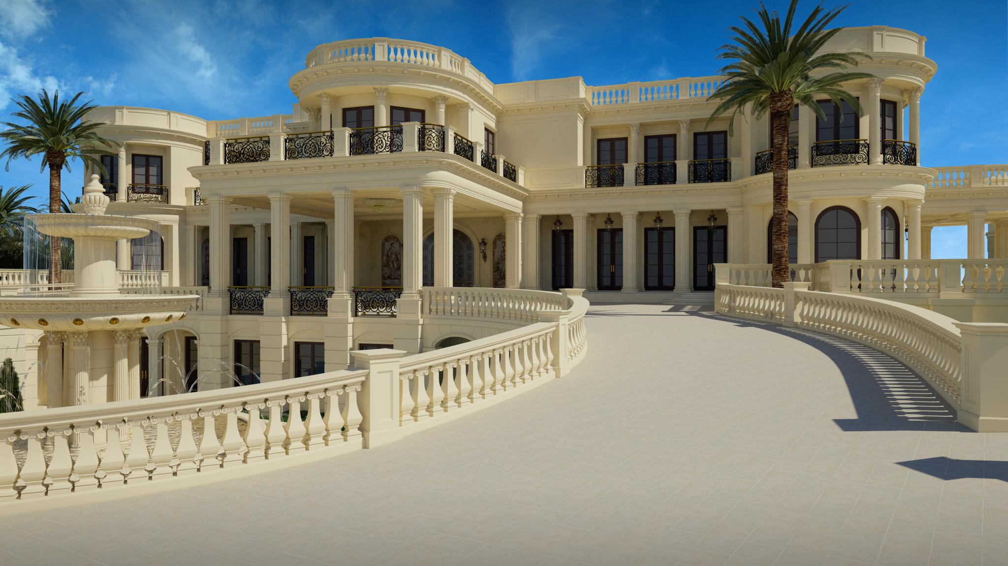 Broward palace valued at $85 million to get a royal tax bill