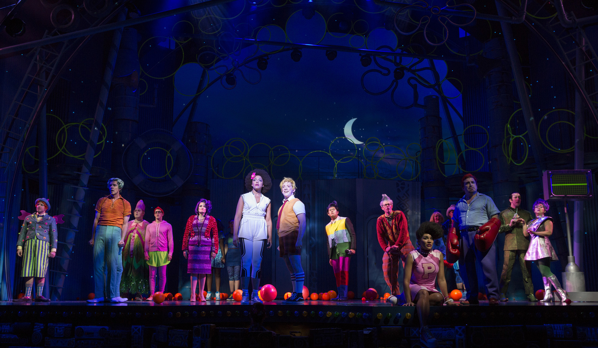 Young SpongeBob saves the day, in a big, loud way - Chicago Tribune