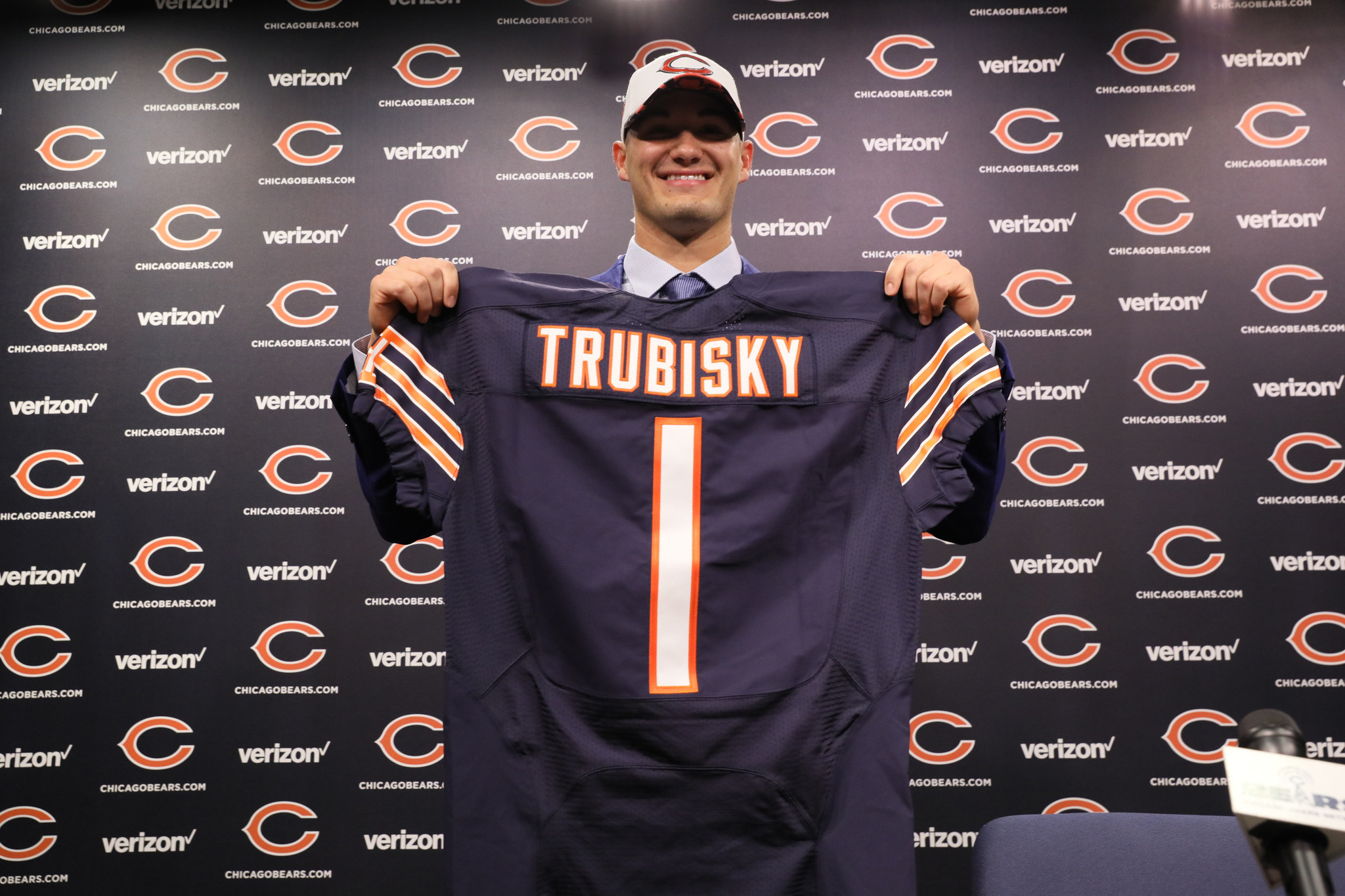 Why The Chicago Bears Drafted Mitch Trubisky Over Patrick