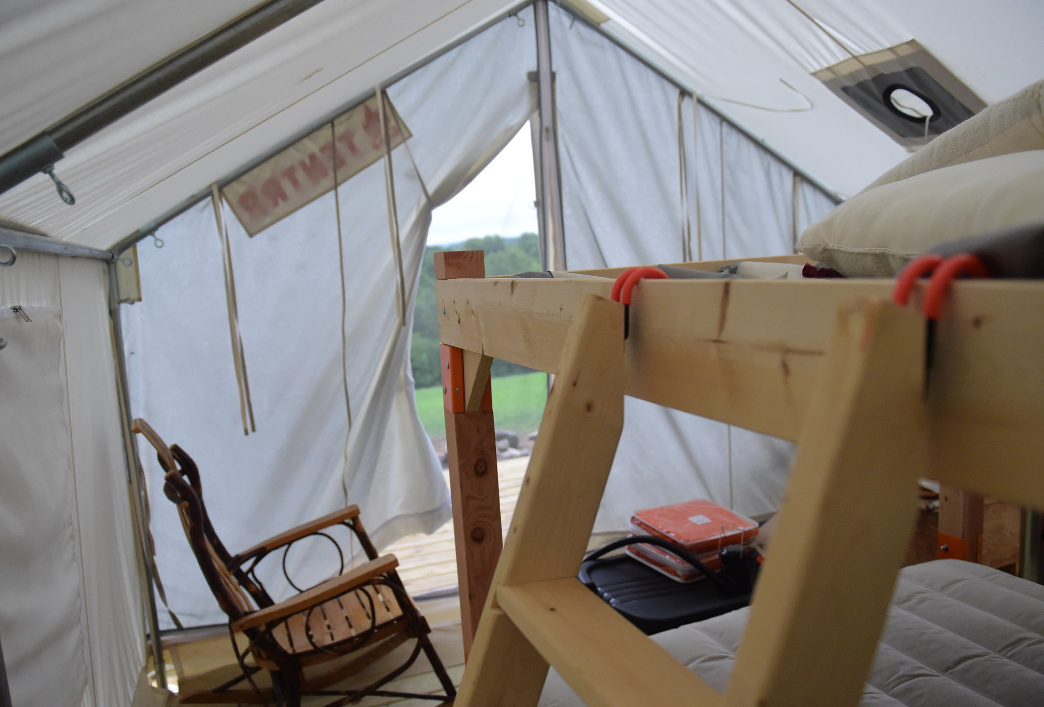 Tentrr The Airbnb Of Camping Comes To Pennsylvania The Morning Call