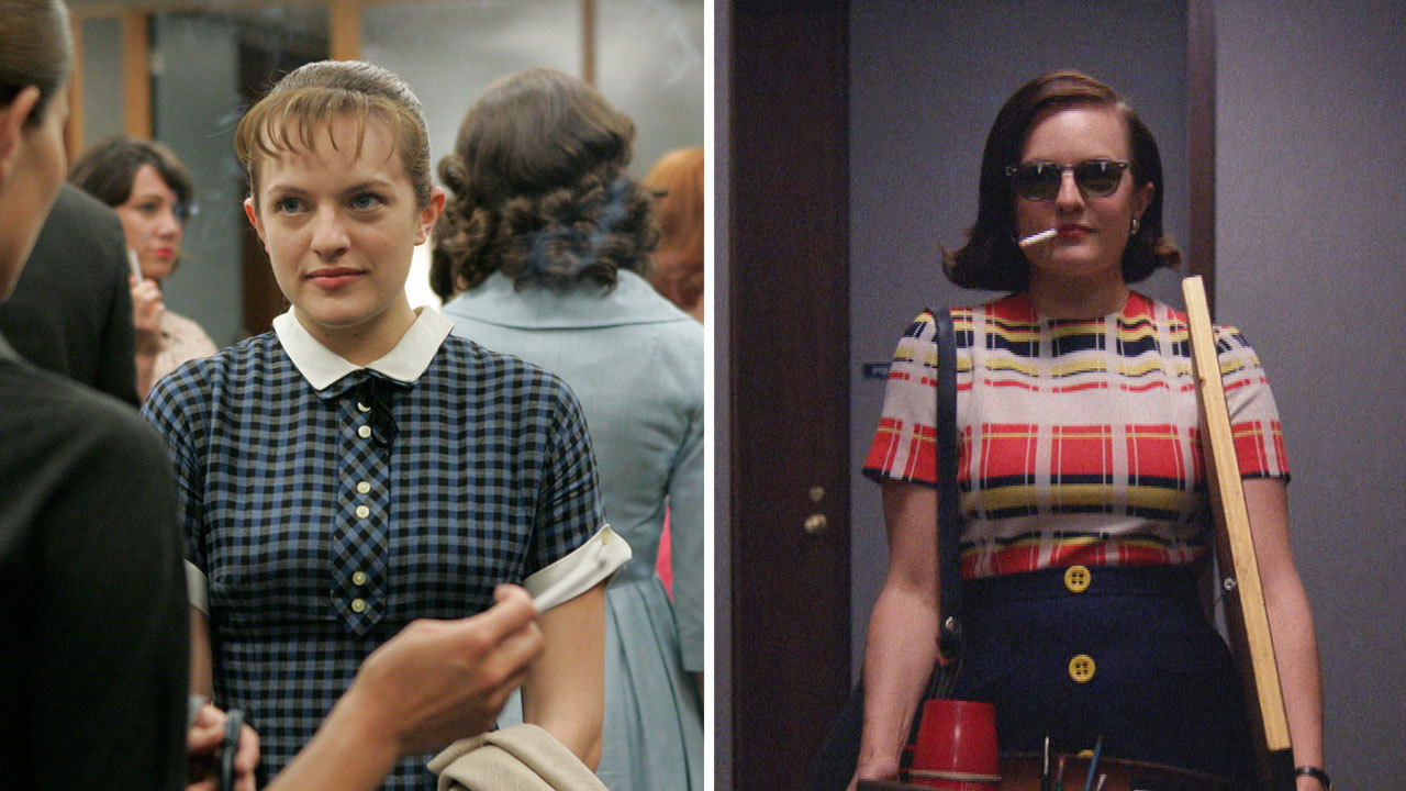 The transformation of Peggy Olson in 'Mad Men' - Chicago Tribune