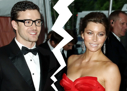 Who was justin timberlake dating before jessica biel