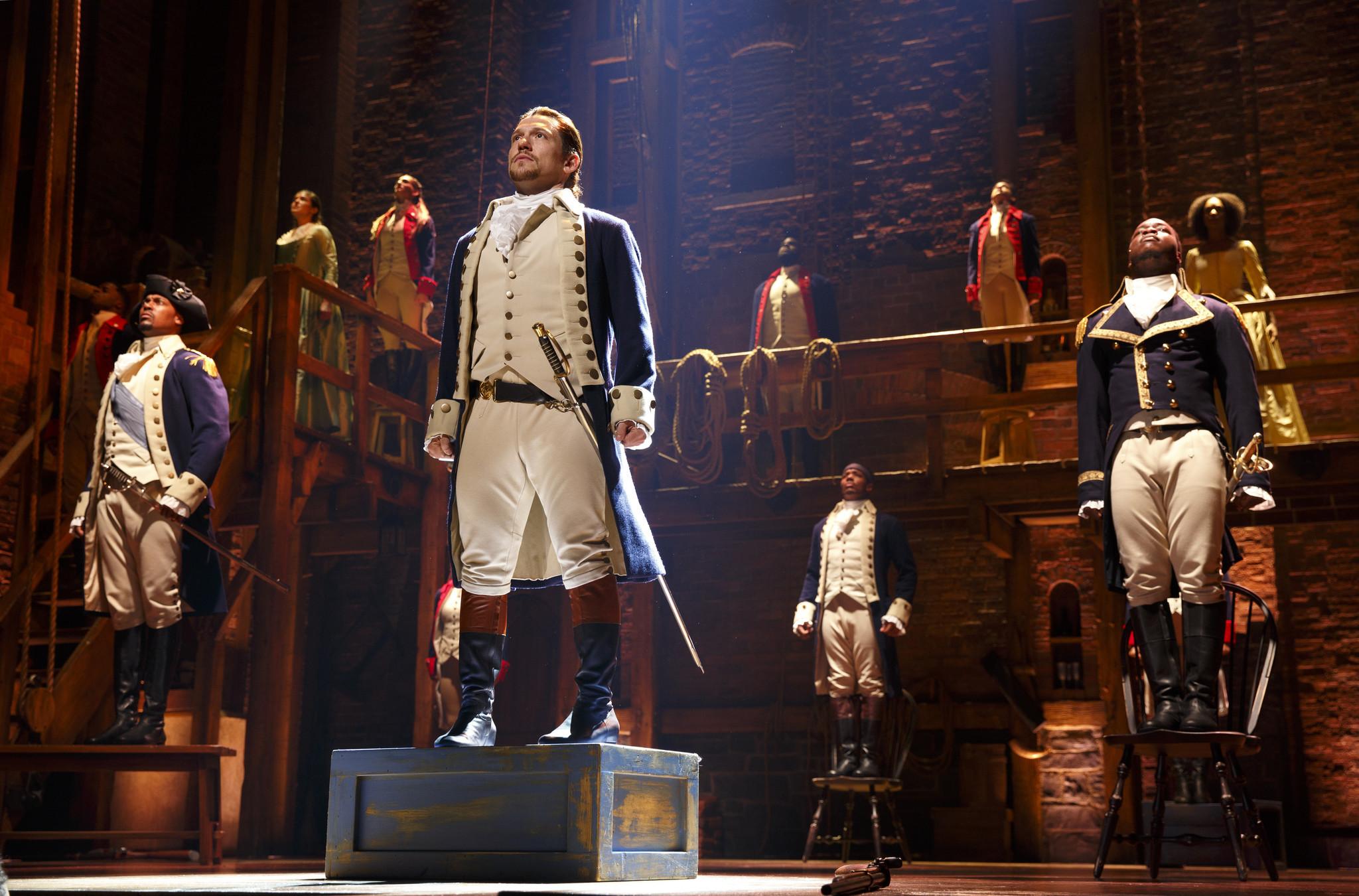 Meet the people who didn't like 'Hamilton' - Chicago Tribune