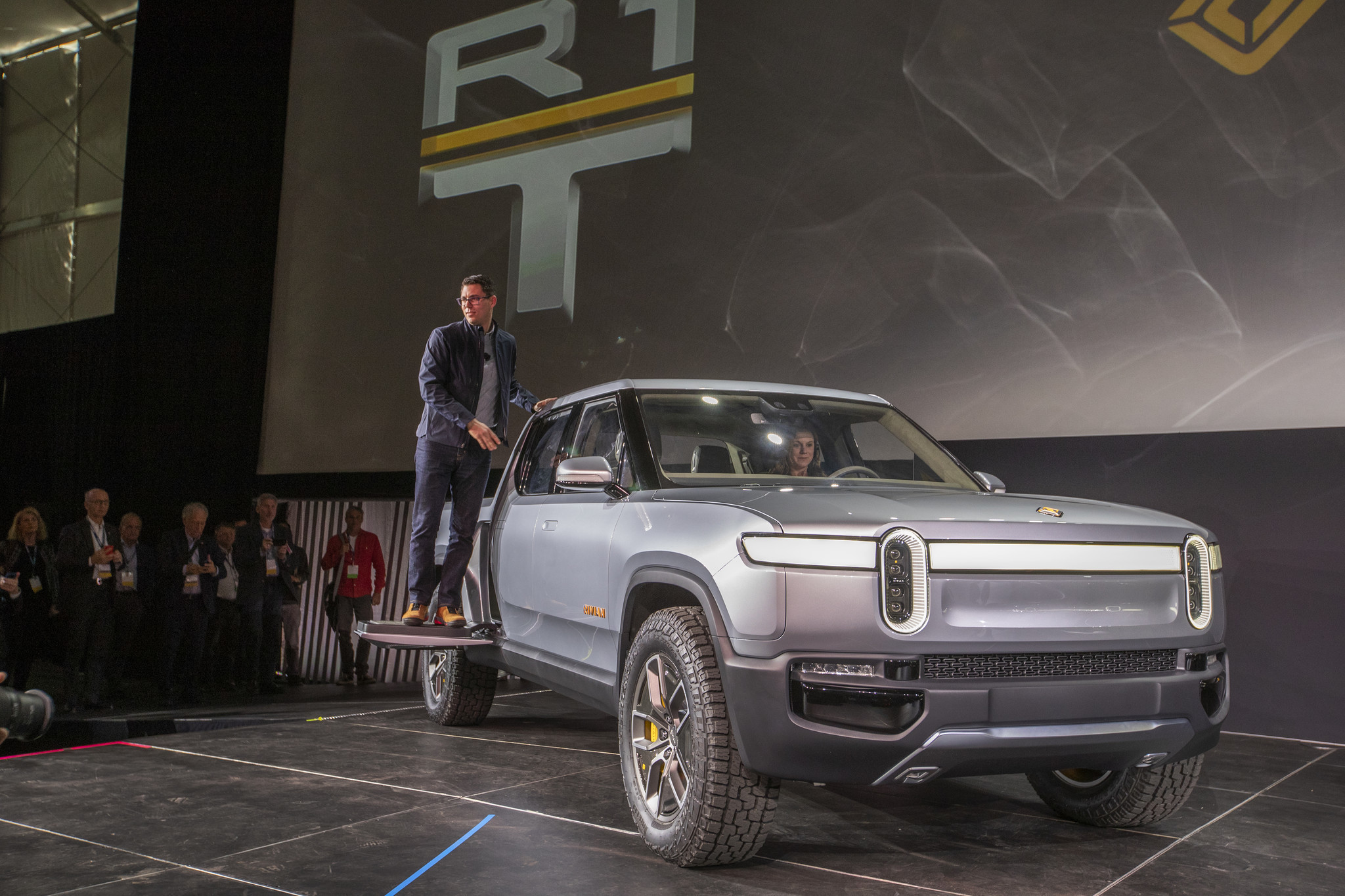 The Tesla of trucks? Rivian lands $700 million Amazon-led investment
