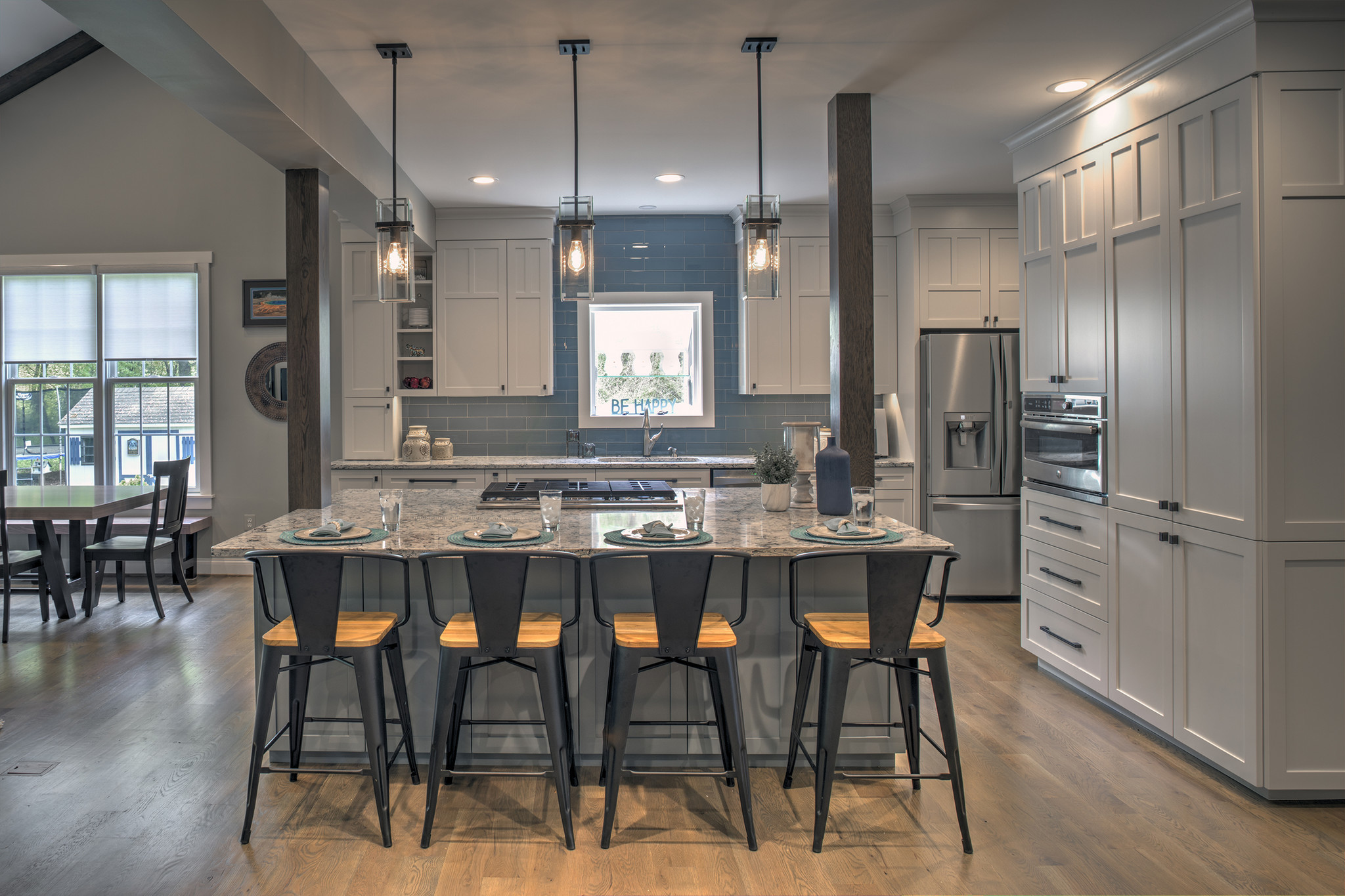 For This Pasadena Family A Simple Kitchen Makeover Became A