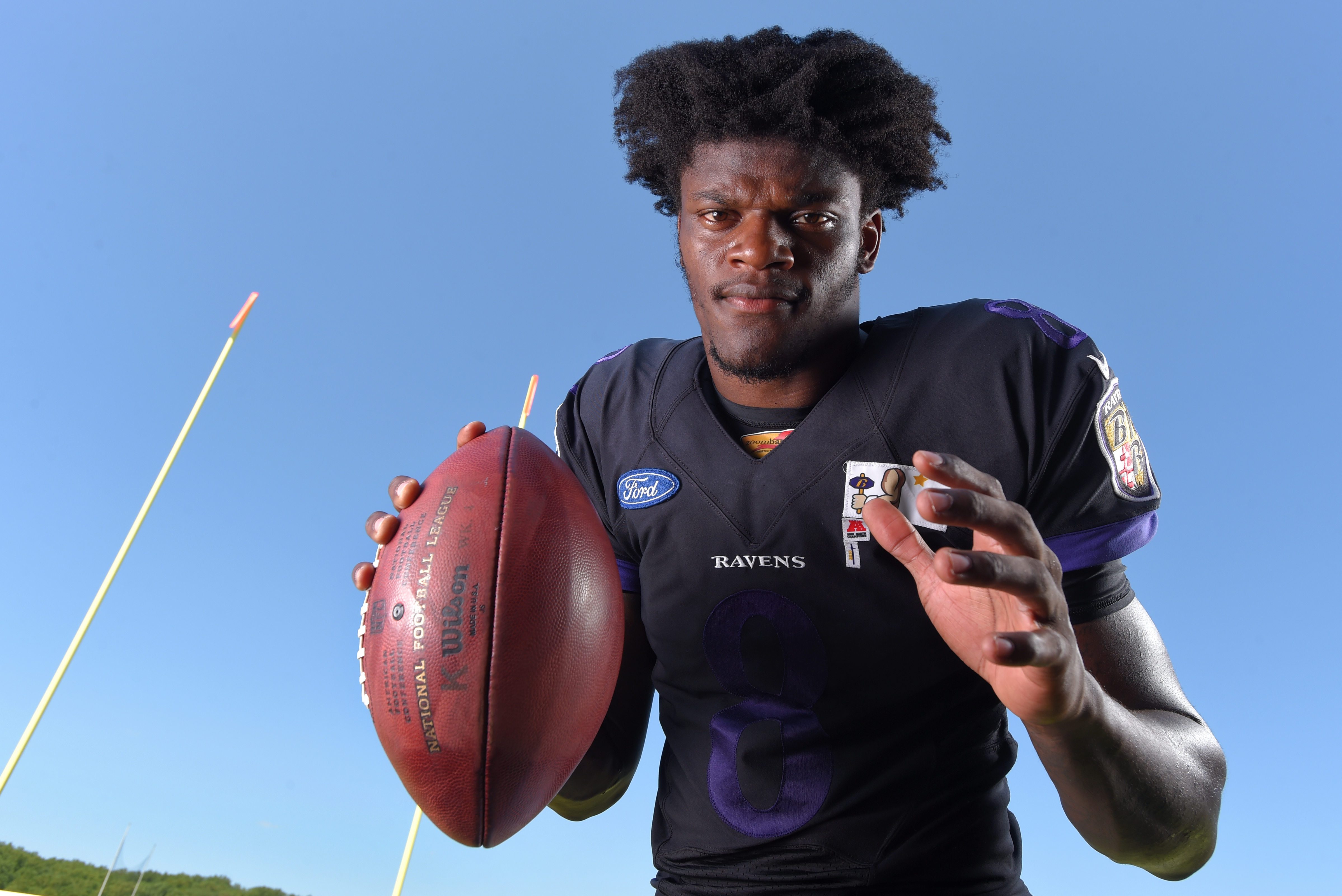 Holiday Gift Ideas For The Lamar Jackson And Baltimore Ravens Fans In Your Life Baltimore Sun