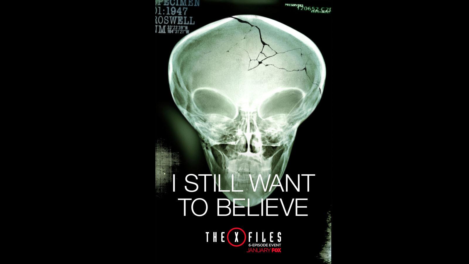 The X Files Believe It