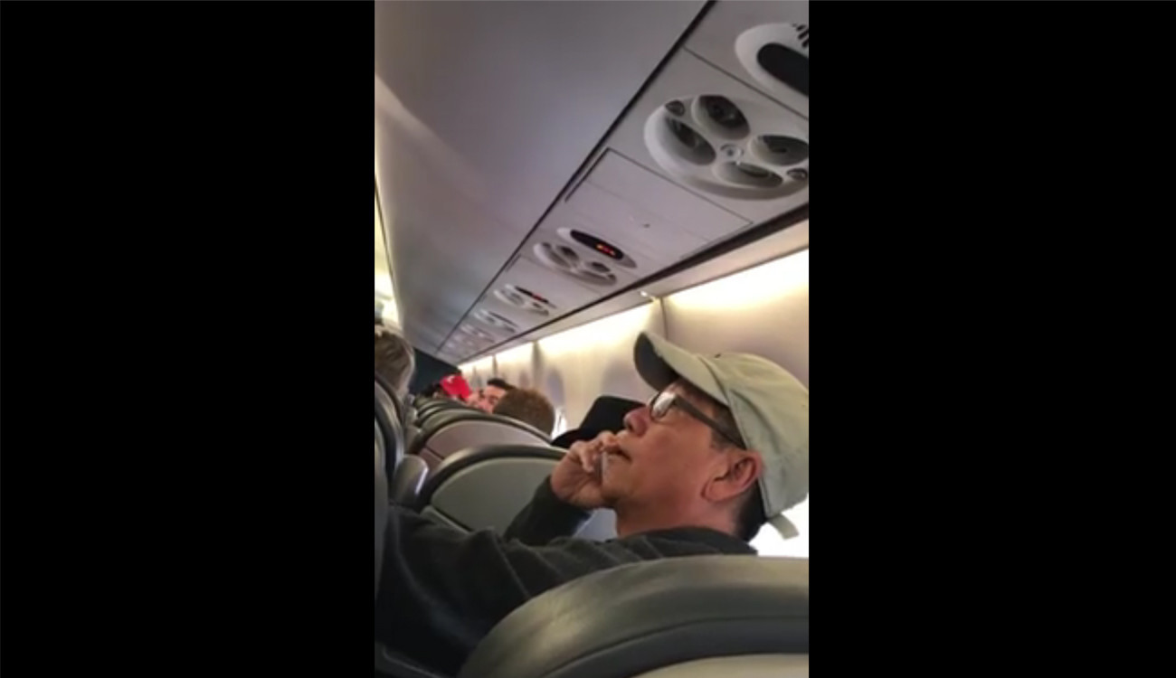 A Year After A Passenger Was Dragged Off A United Flight Everyday