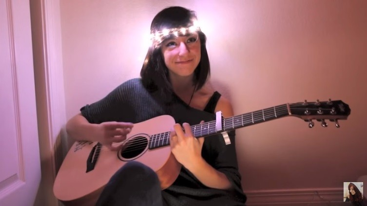 Christina Grimmie on video: A natural YouTube star offered a bounty ...