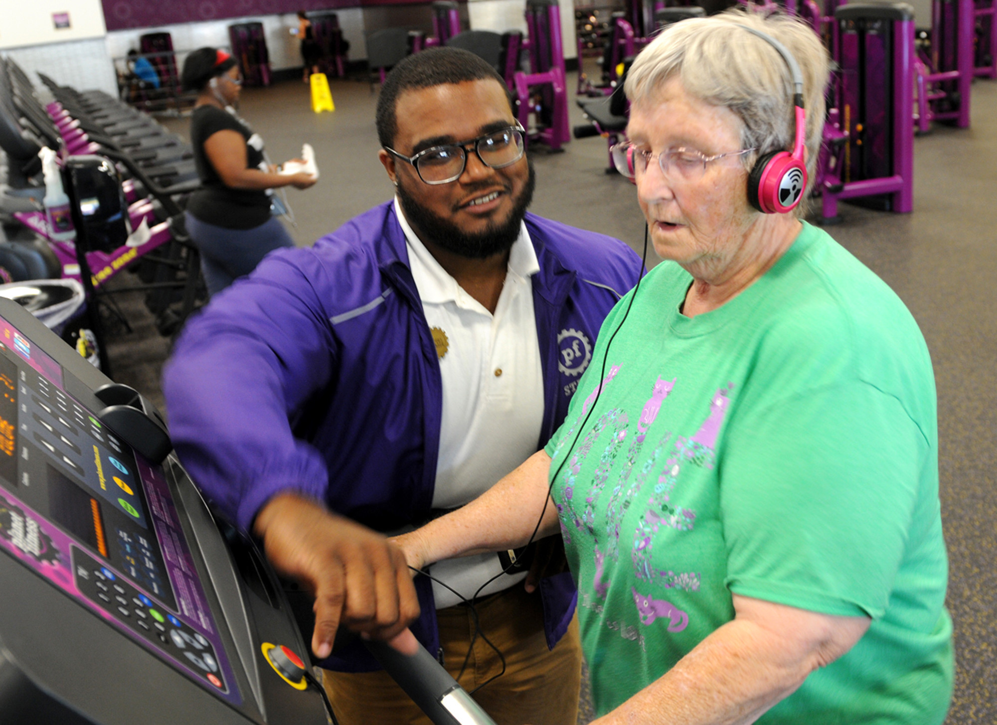 Planet Fitness Debuts In Suffolk Giving Residents Another Resource To Help Them Get And Stay Fit The Virginian Pilot