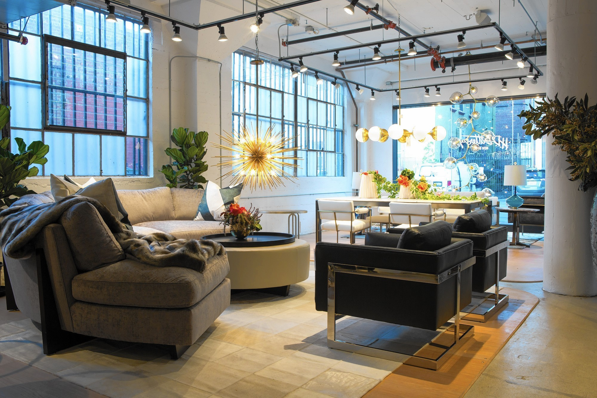 Exceptionnel The New H.D. Buttercup Furnishings Showroom In DTLA Caters To Sophisticated  Urban Dwellers
