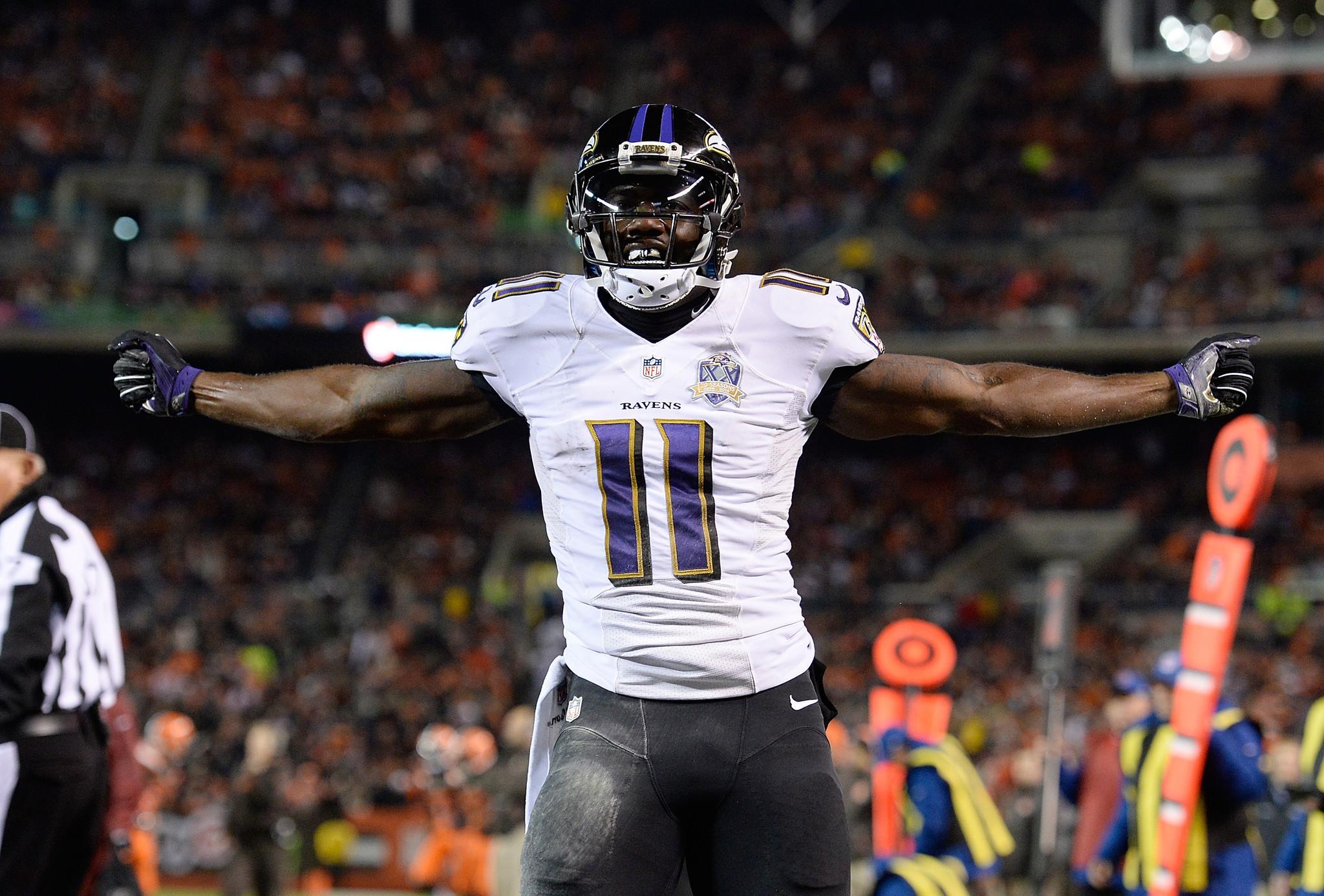 Ravens receiver Kamar Aiken making most of unlikely No. 1 role ...