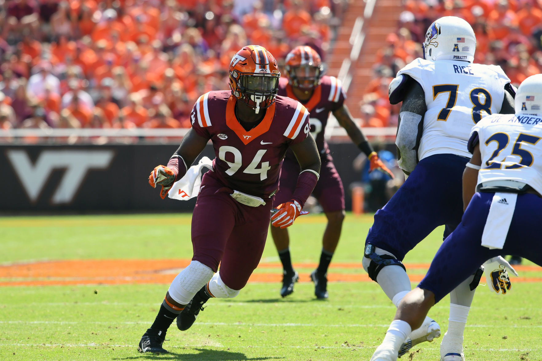 Virginia Tech Has A Starting Qb For The Opener Now For The Rest Of The Depth Chart The Virginian Pilot The Virginian Pilot